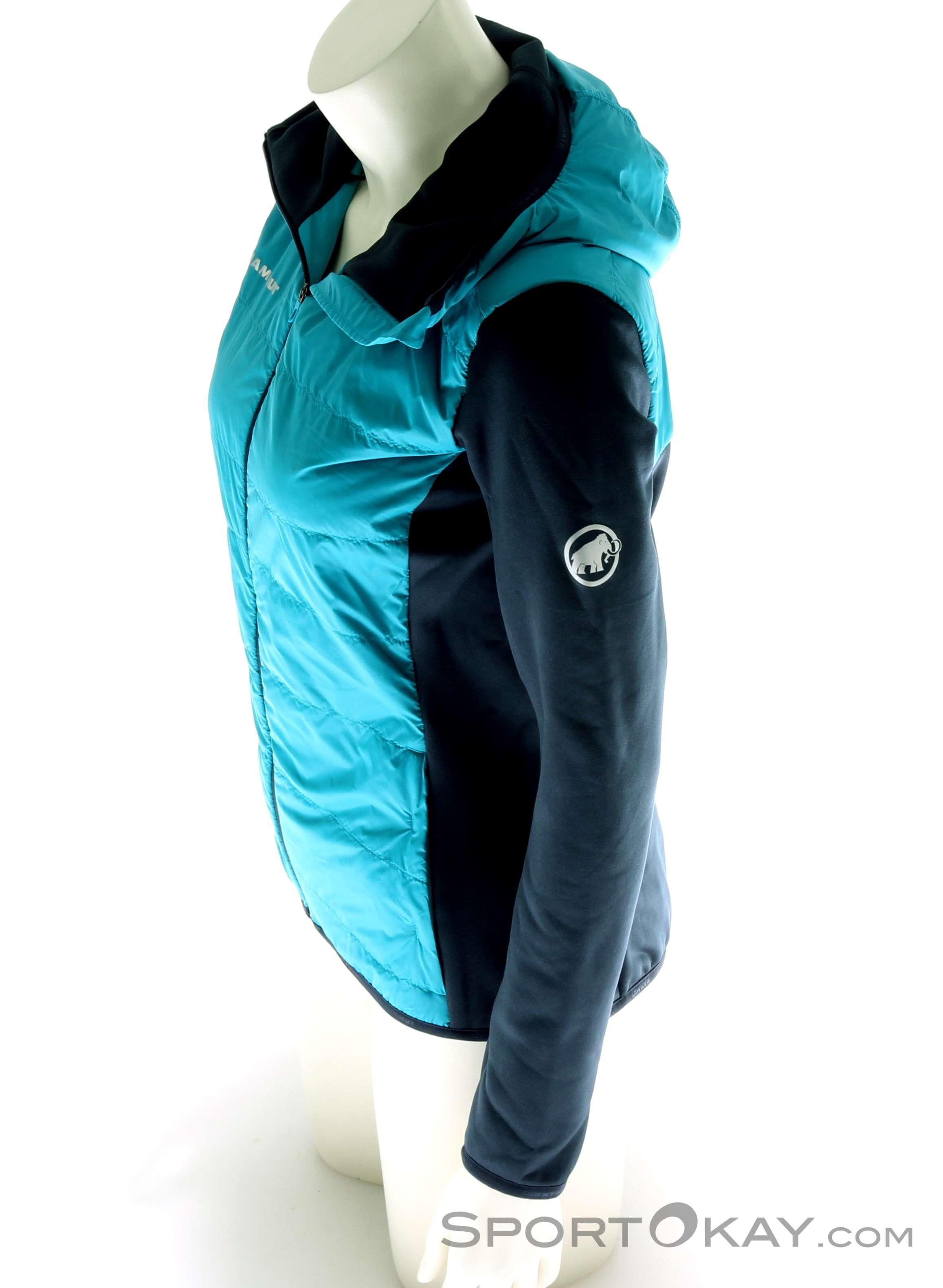 mammut aenergy in hybrid jacket damen tourenjacke jacken. Black Bedroom Furniture Sets. Home Design Ideas