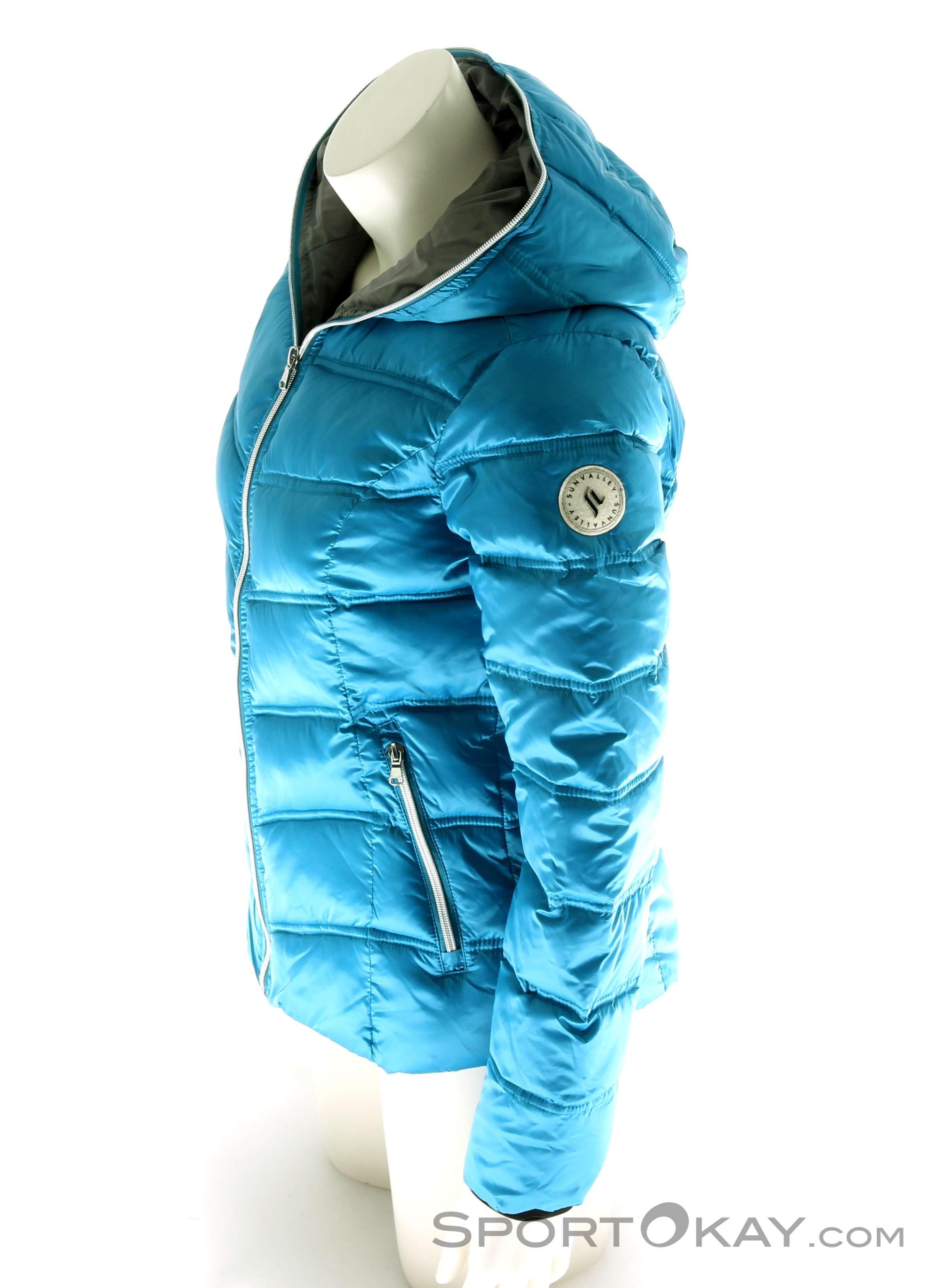 sun valley ferris womens leisure jacket jackets. Black Bedroom Furniture Sets. Home Design Ideas