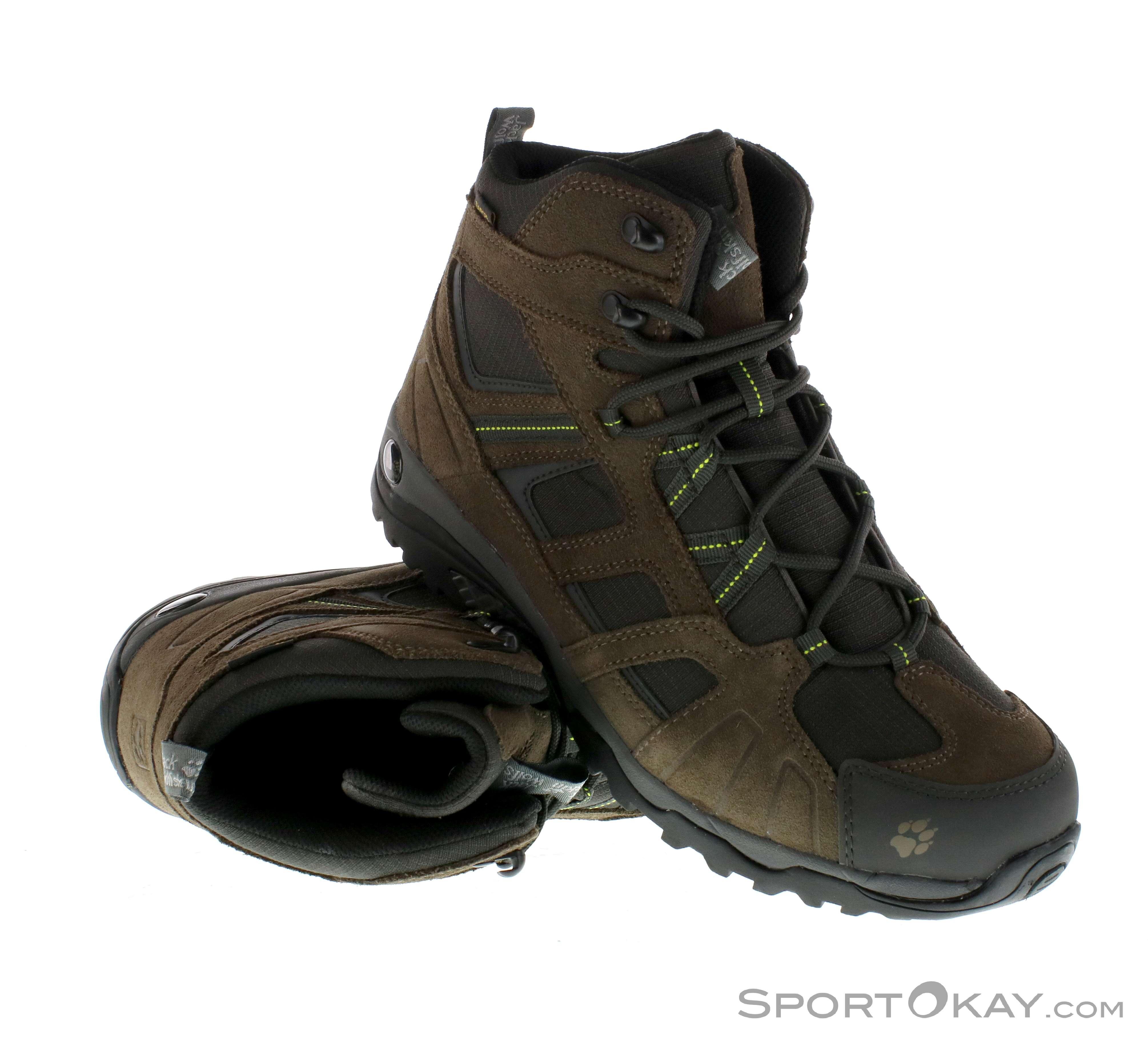 Texapore Wolfskin Hiking Vojo Jack Boots Mens Hike Mid WQBdxorCe