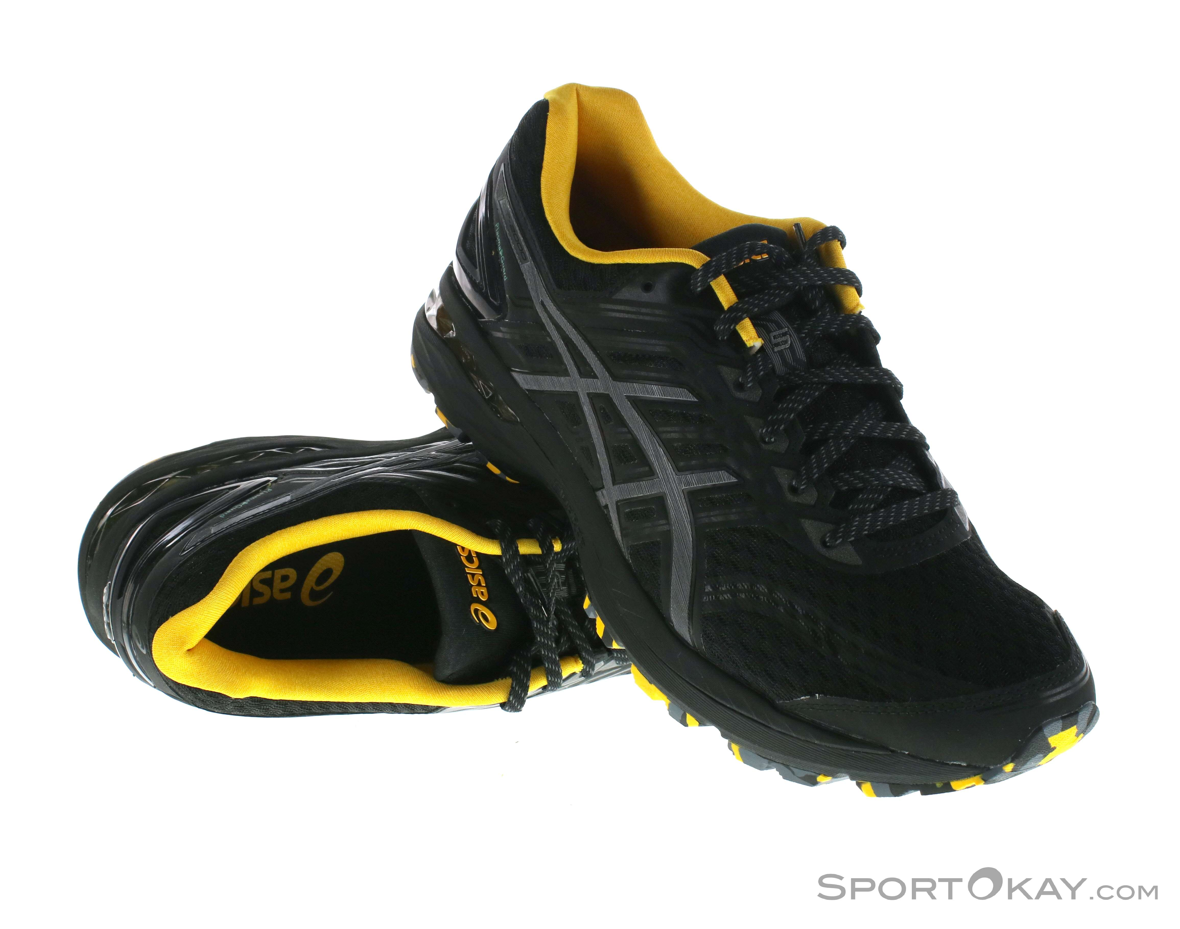 57cfe4670181 Asics GT 2000 5 Plasma Guard Mens Trail Running Shoes - Trail ...
