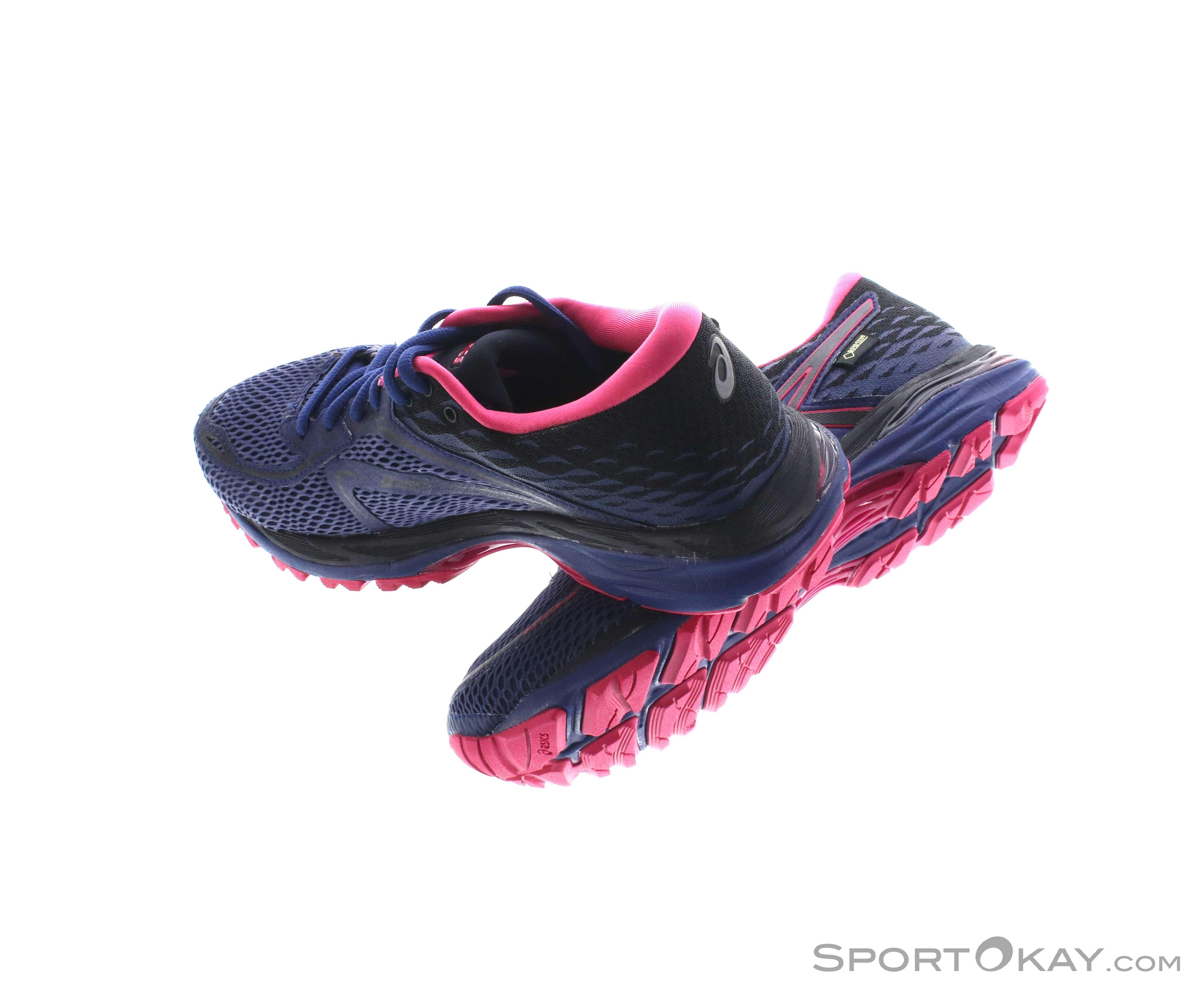 Asics Asics Gel Cumulus 19 Womens Trail Running Shoes Gore Tex