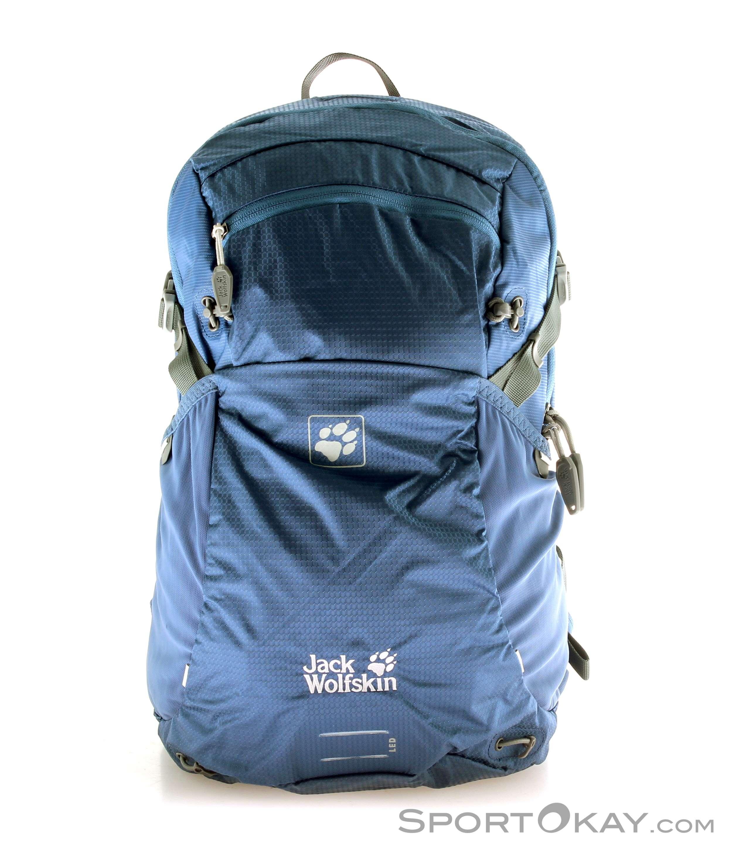 f310575a207 Jack Wolfskin Moab Jam 18l Backpack, Jack Wolfskin, Blue, , Male, 0230
