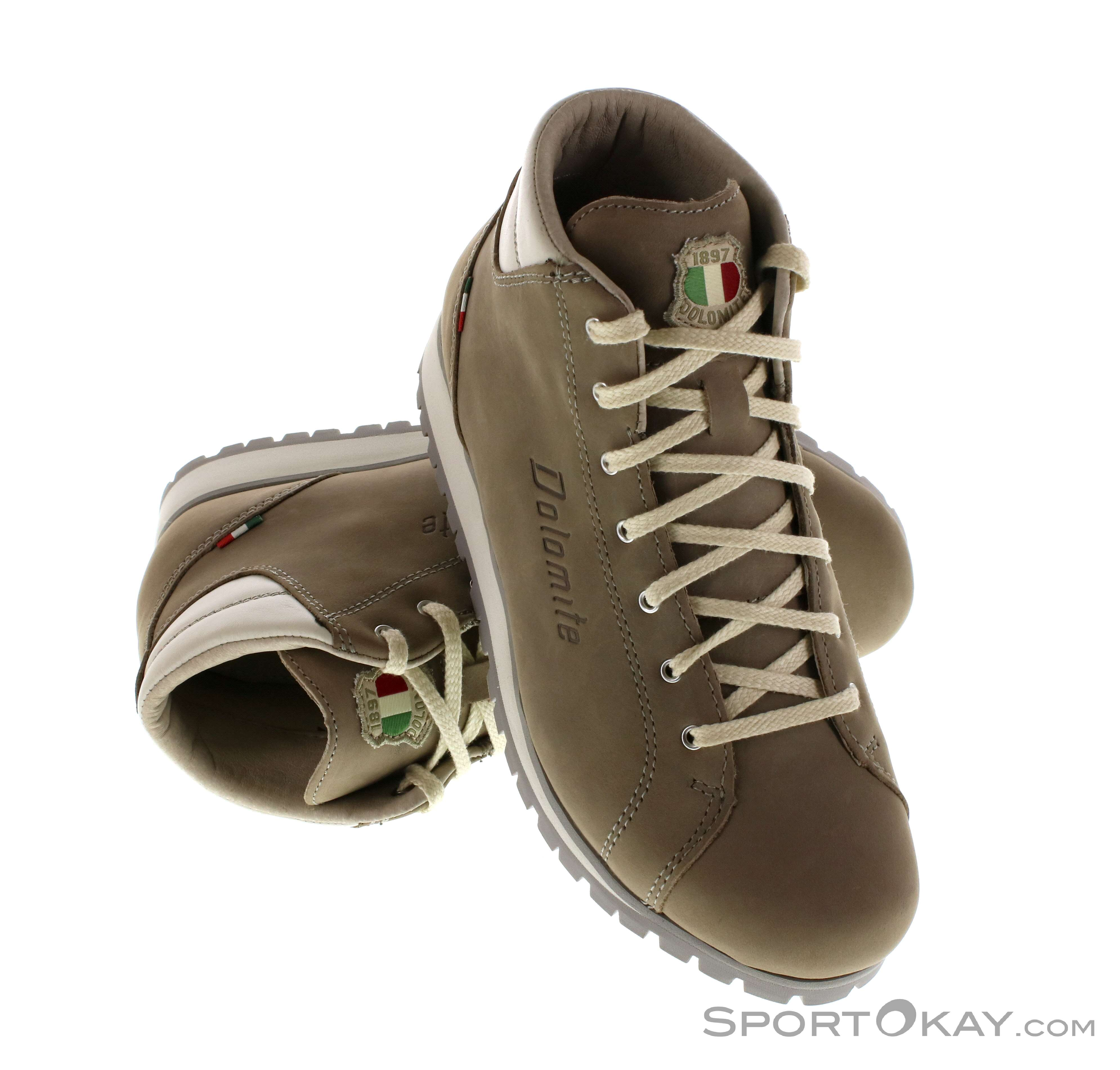 Dolomite CinquantaQuattro Mid Womens Outdoor Shoes - Leisure Shoes ... 199af7fe8fb