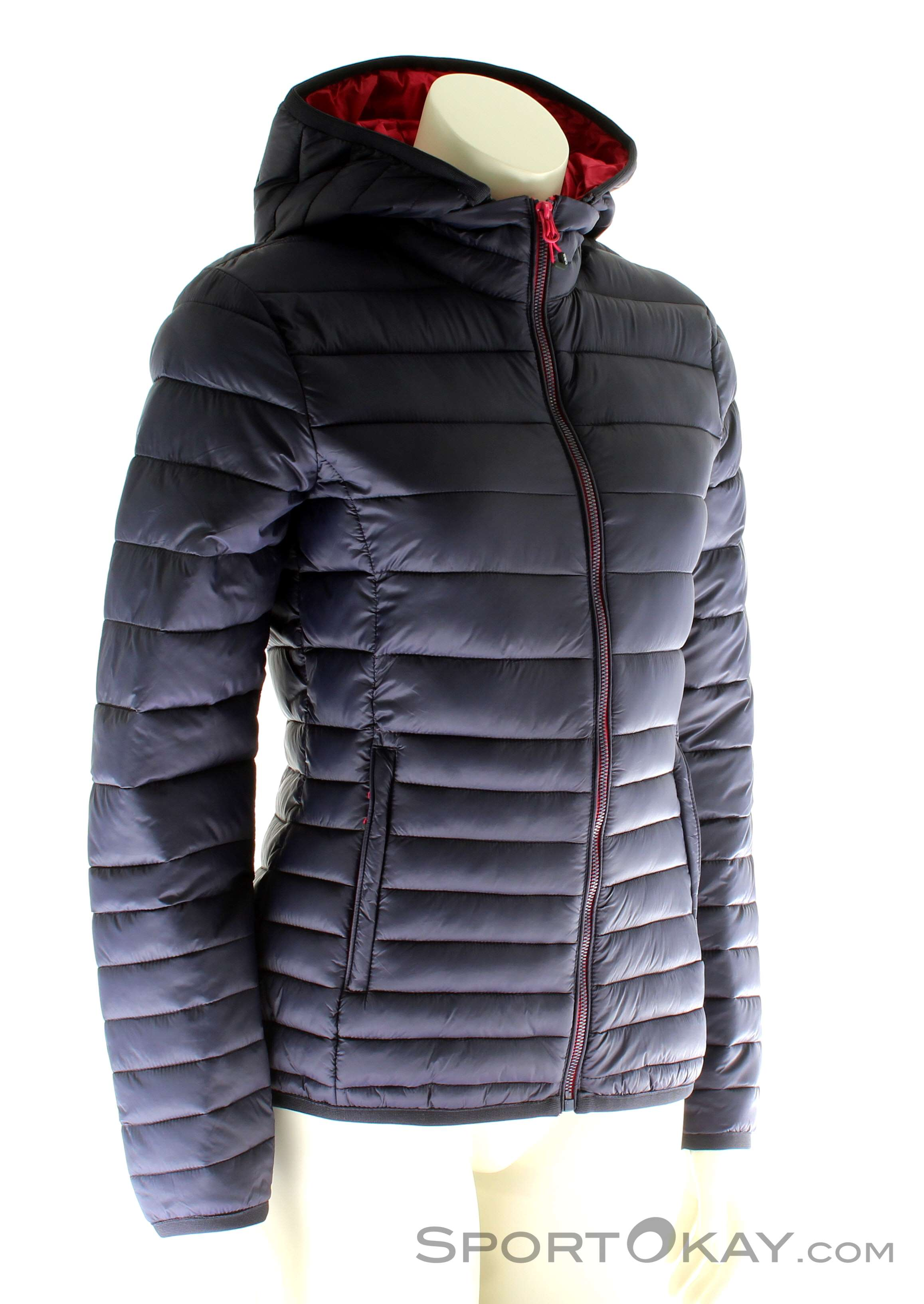 CMP Zip Hood Jacket Damen Outdoorjacke Jacken