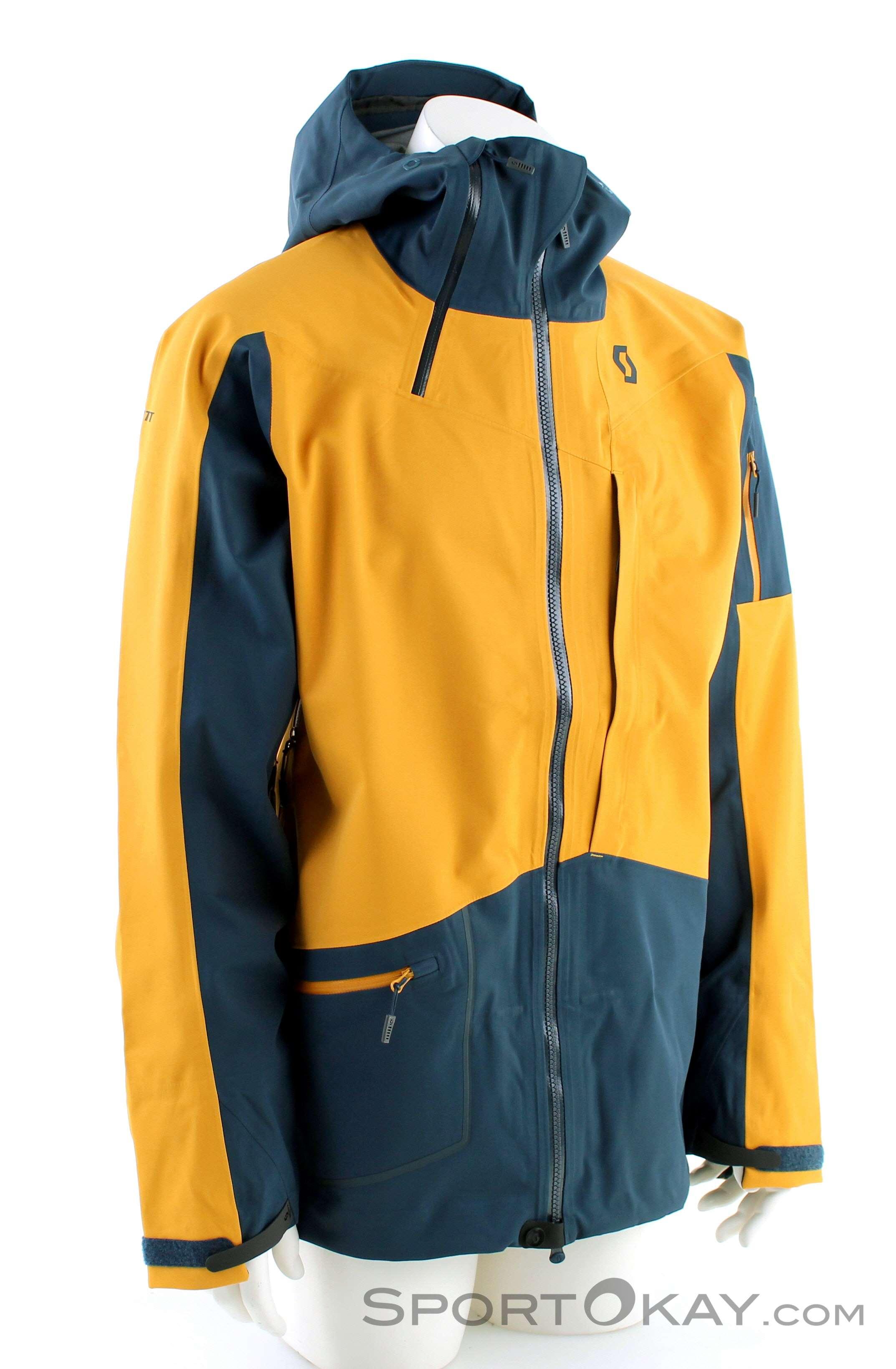 Scott Scott Vertic 3L Jacket Herren Tourenjacke