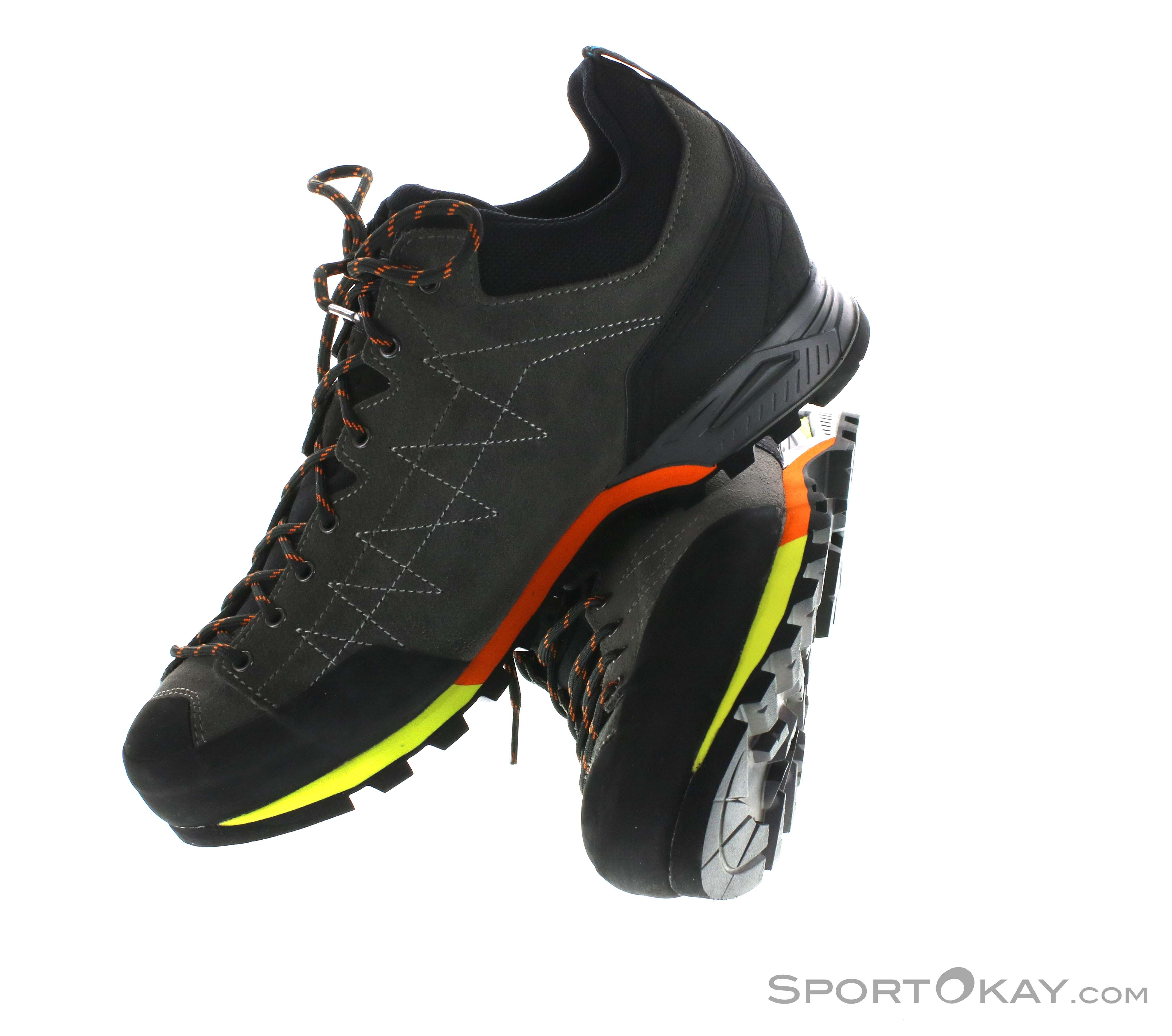 Scarpa Zodiac GTX Mens Approach Shoes Gore-Tex - Leisure Shoes ... 102d44a1f61e9