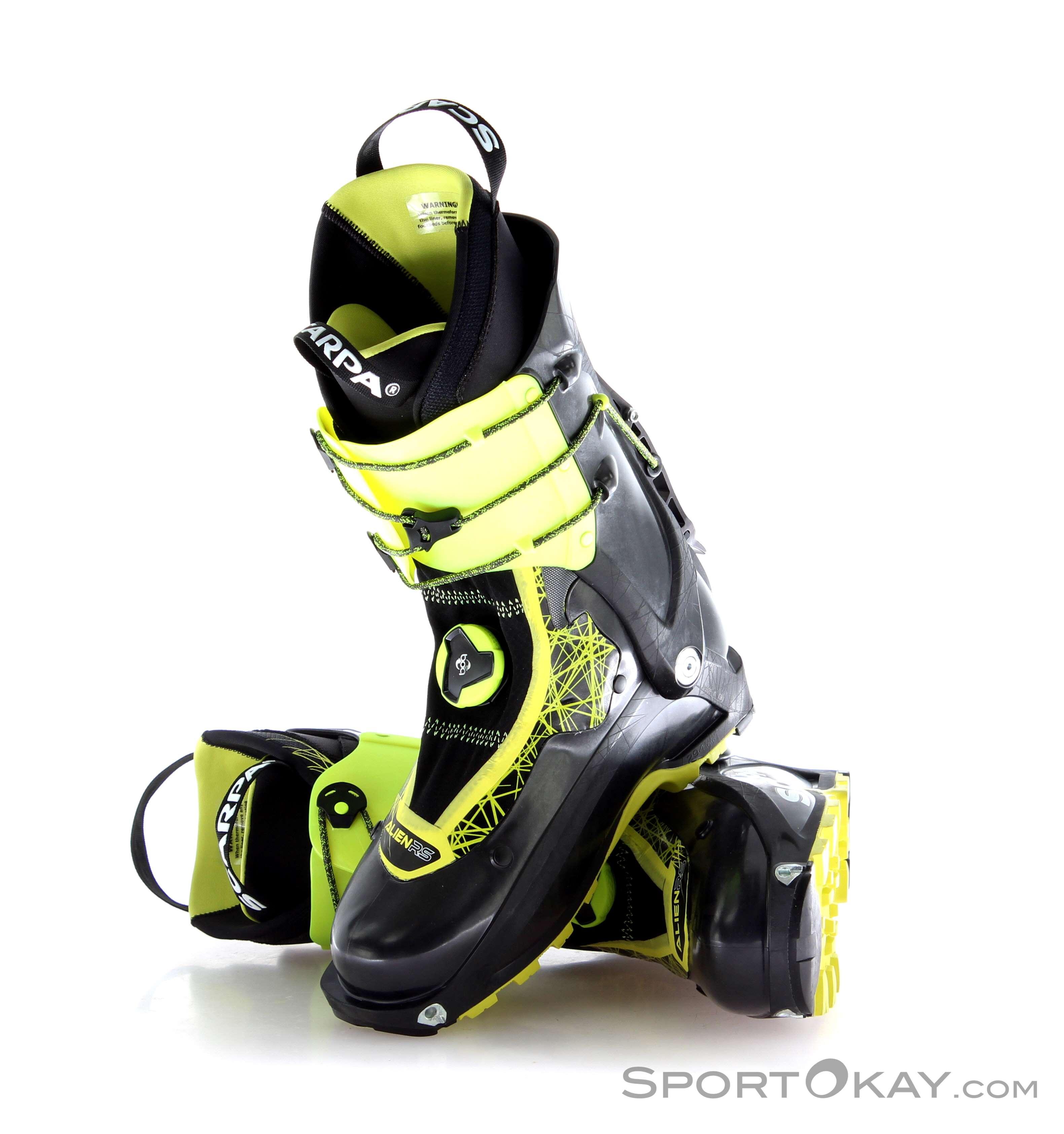 online store 8a5d7 cb567 Scarpa Scarpa Alien RS Scarponi da Sci Alpinismo