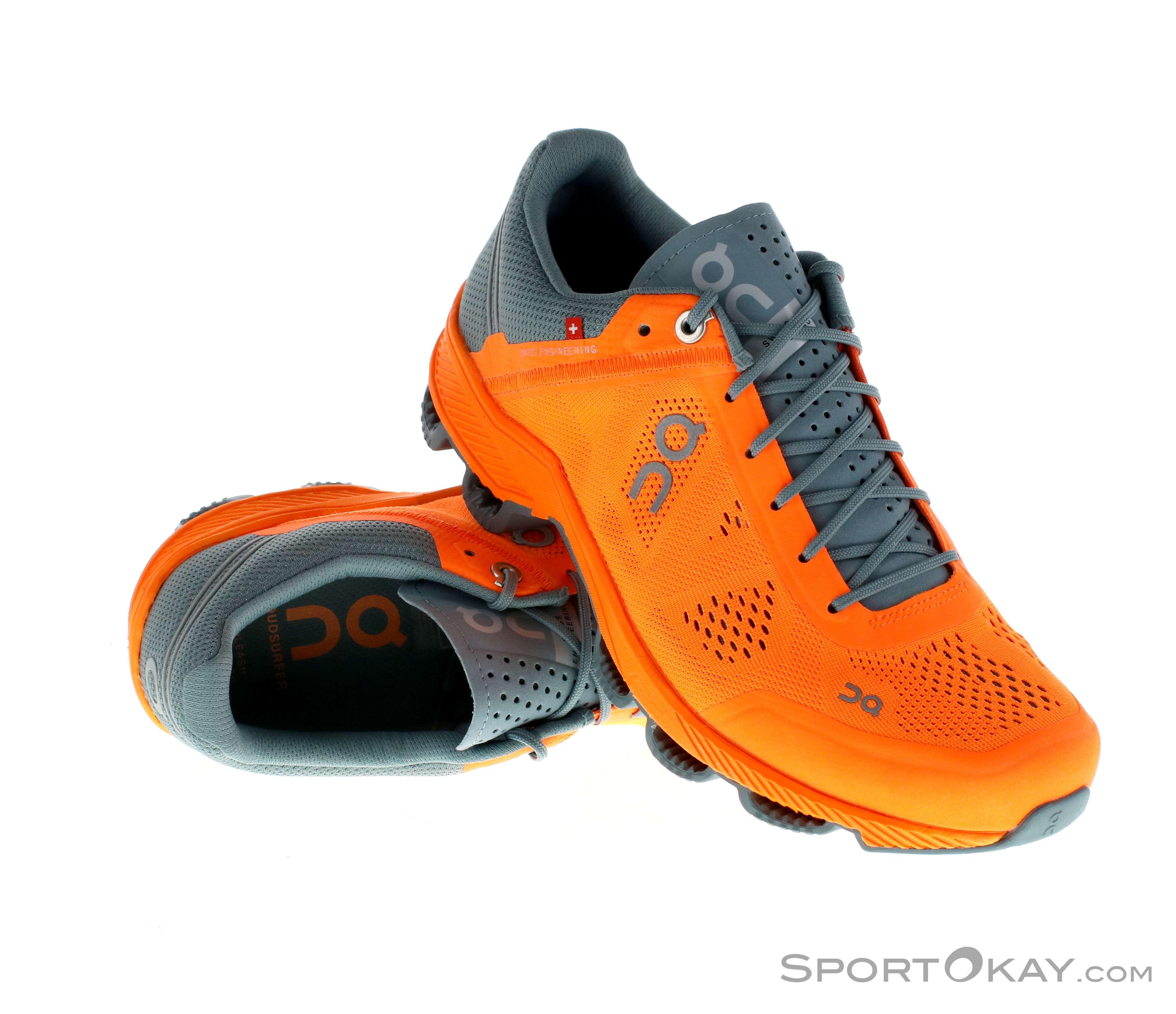 On Cloudsurfer Womens Running Shoes