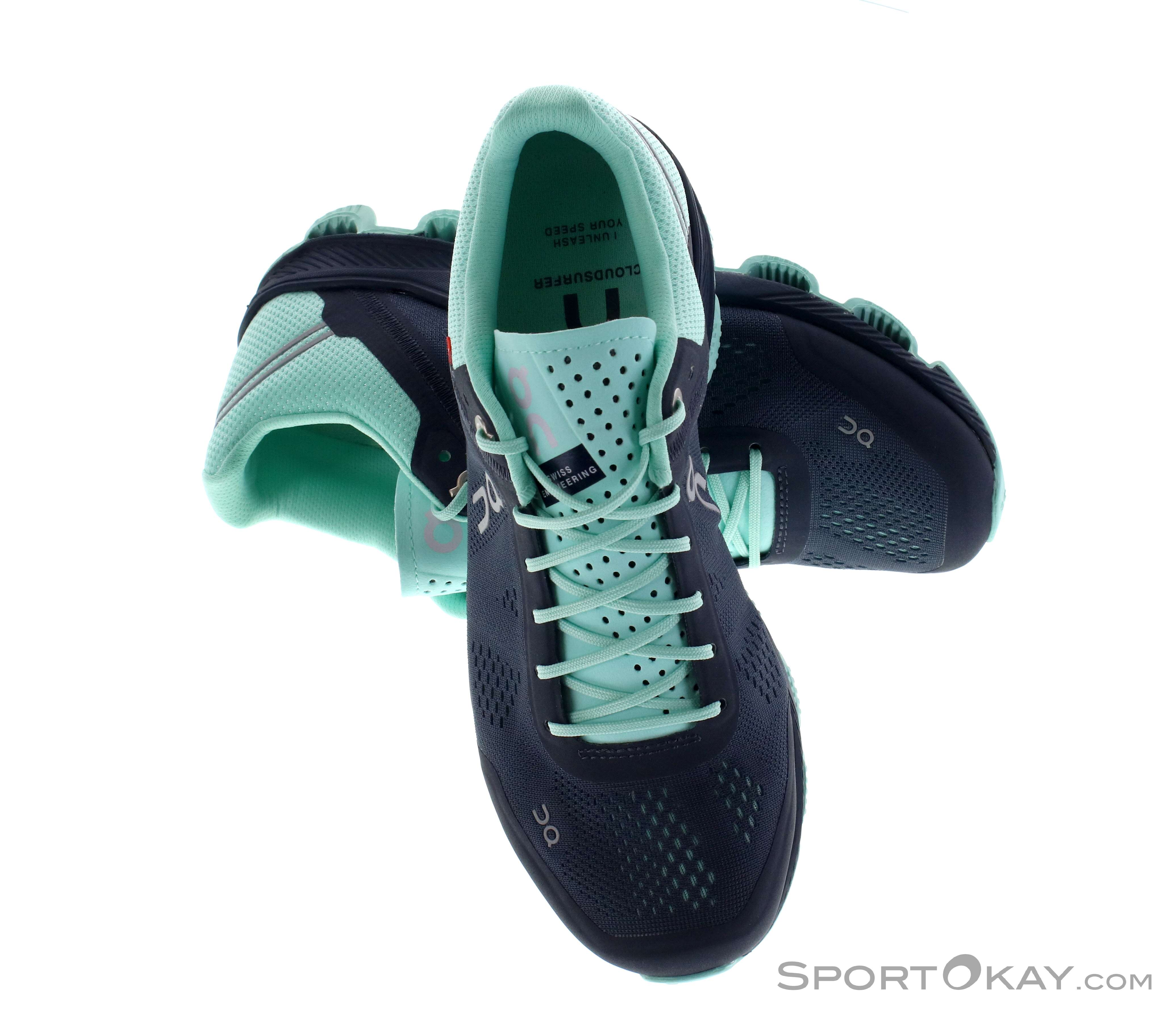 b1de60bc3 On Cloudsurfer Womens Running Shoes - All-Round Running Shoes ...