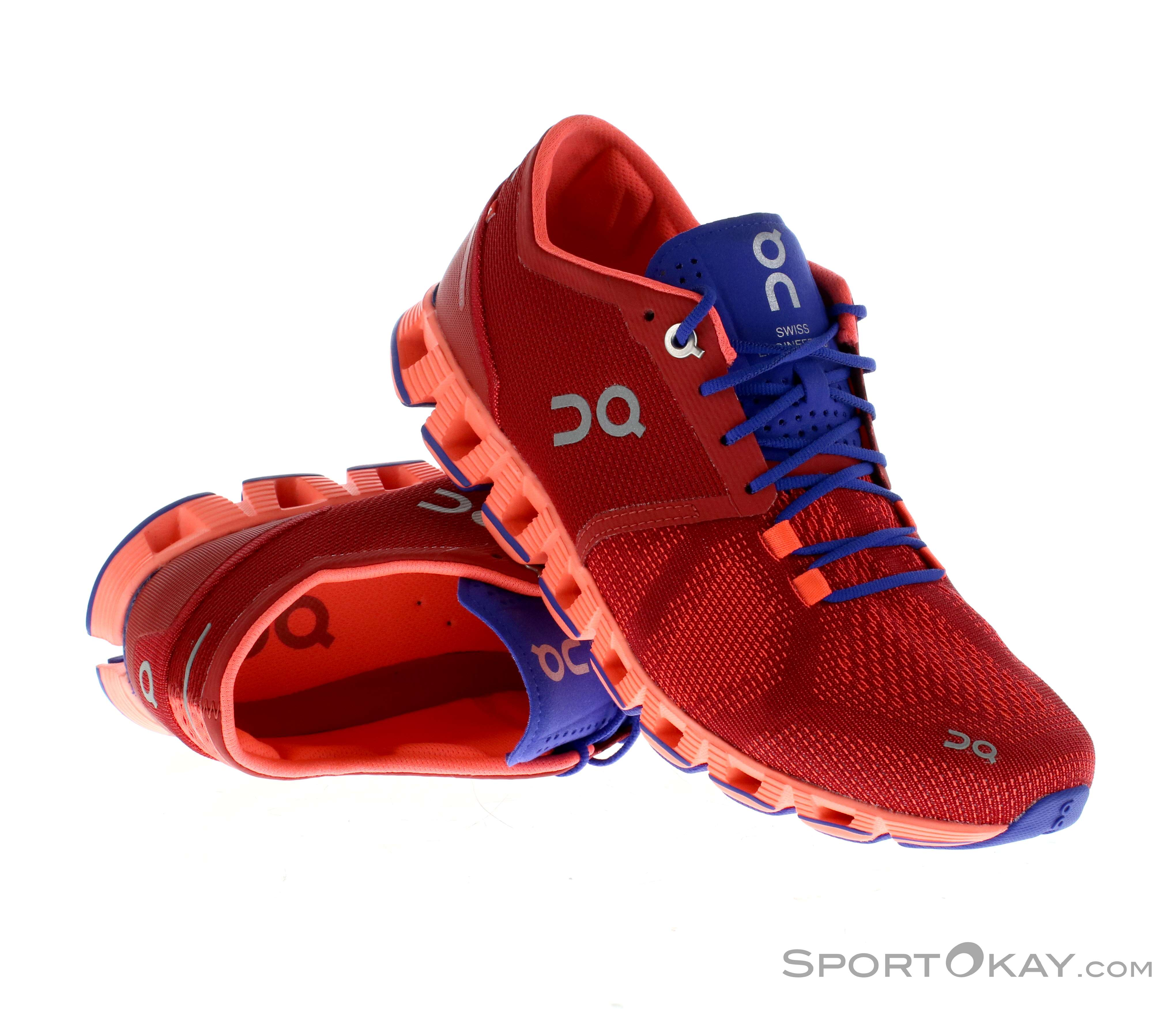 On Cloud X Womens Running Shoes All Round Running Shoes