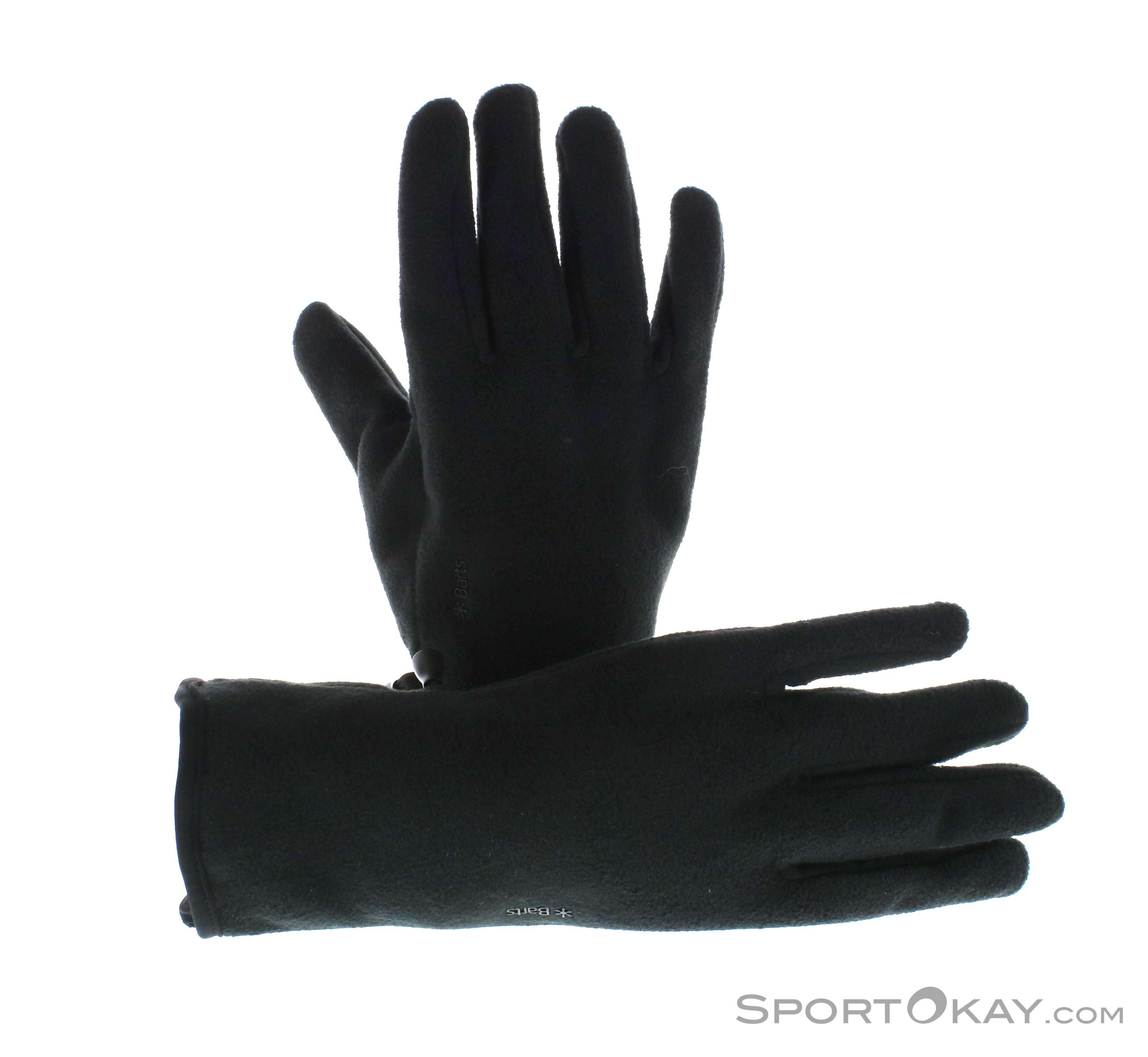 Barts Gloves Handschuhe, Barts, Schwarz, , Herren, 0013-10119, 5637570644, 8717457080531, N1-01.jpg