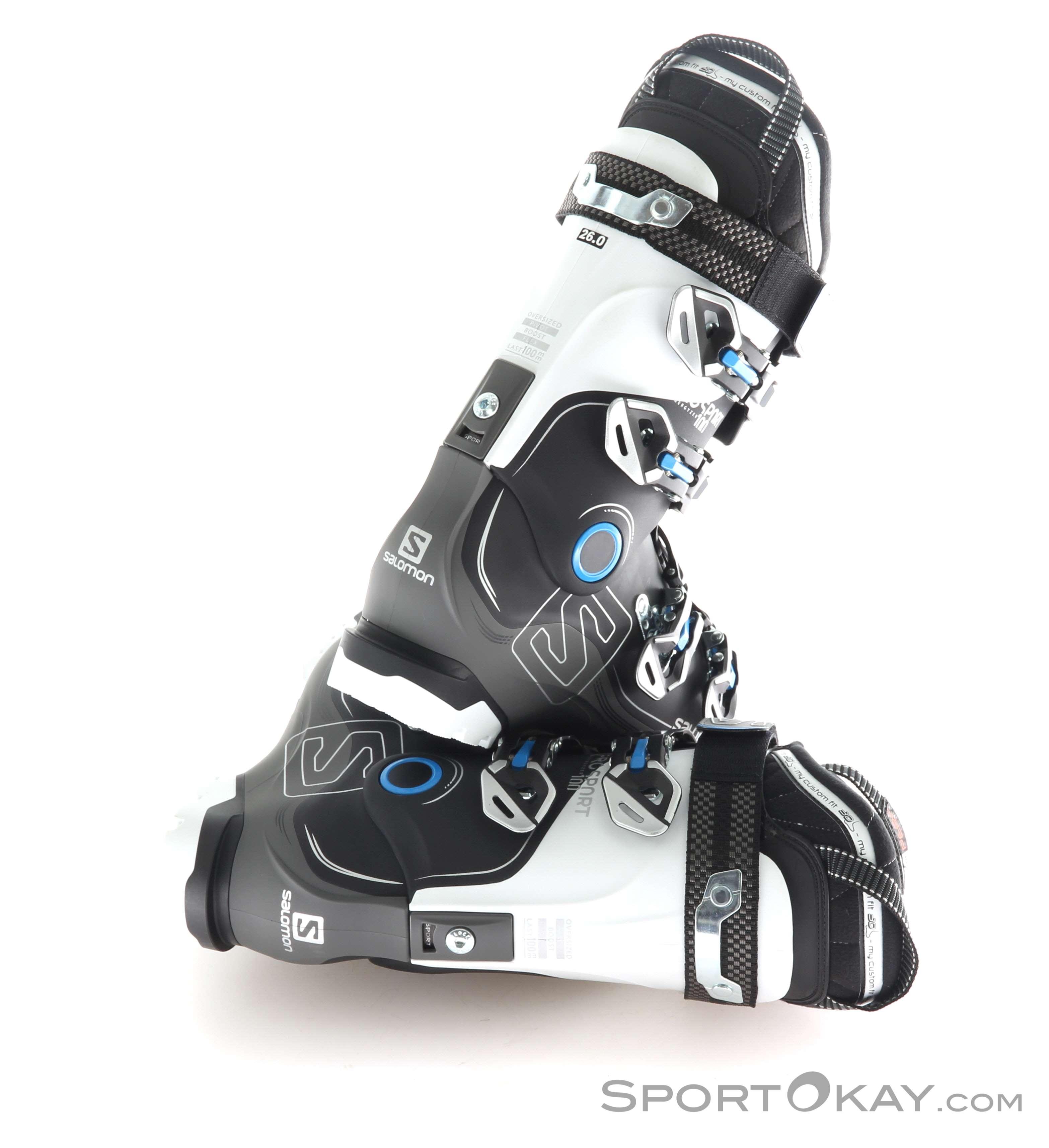 promo code 26940 766e1 Salomon Salomon X Pro Sport 100 Mens Ski Boots