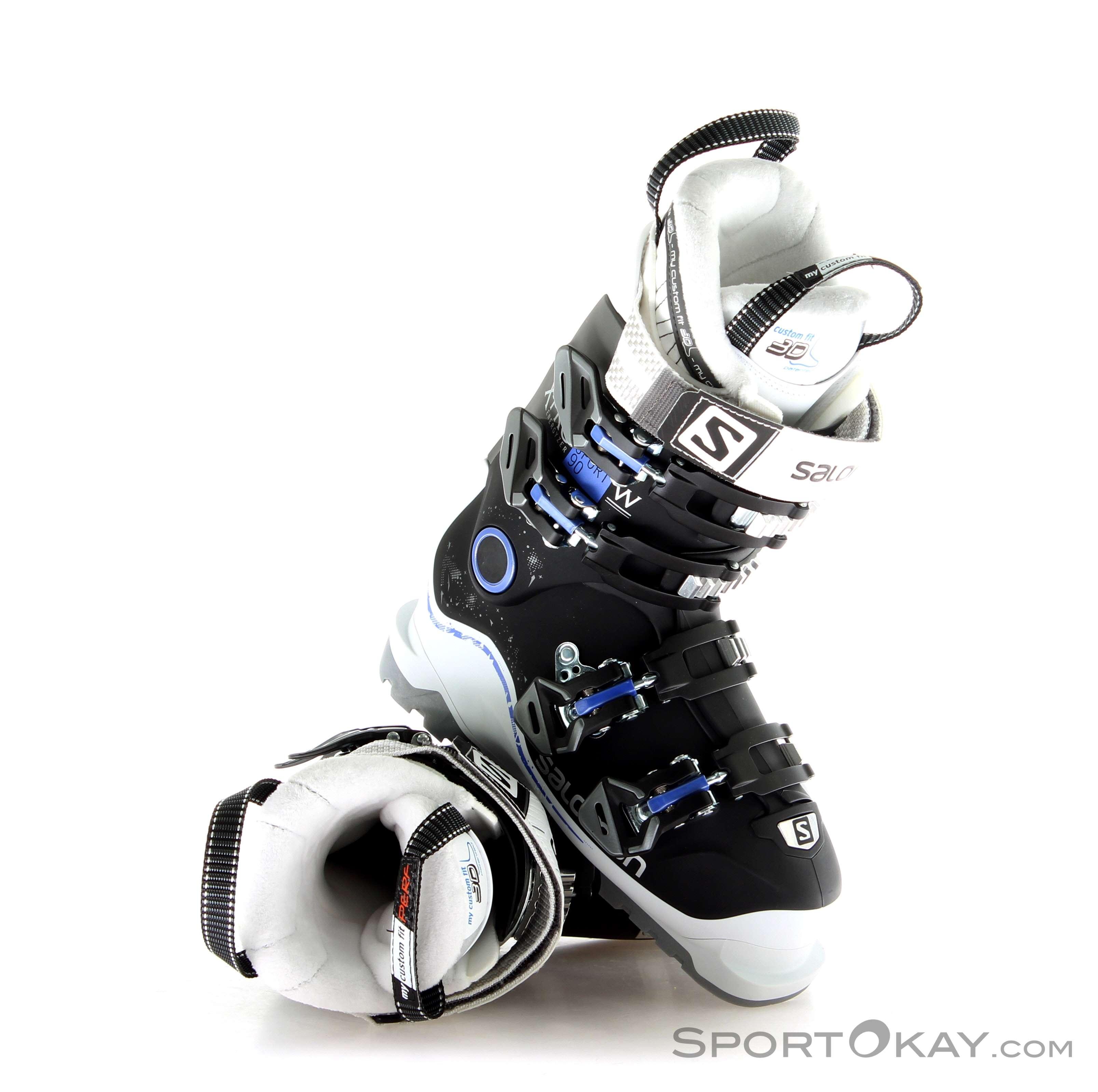 Salomon Salomon X Pro Sport 90 W Womens Ski Boots