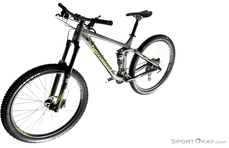 Bergamont Encore 8.0 2017 Endurobike - Enduro - Mountainbike - Bike ...