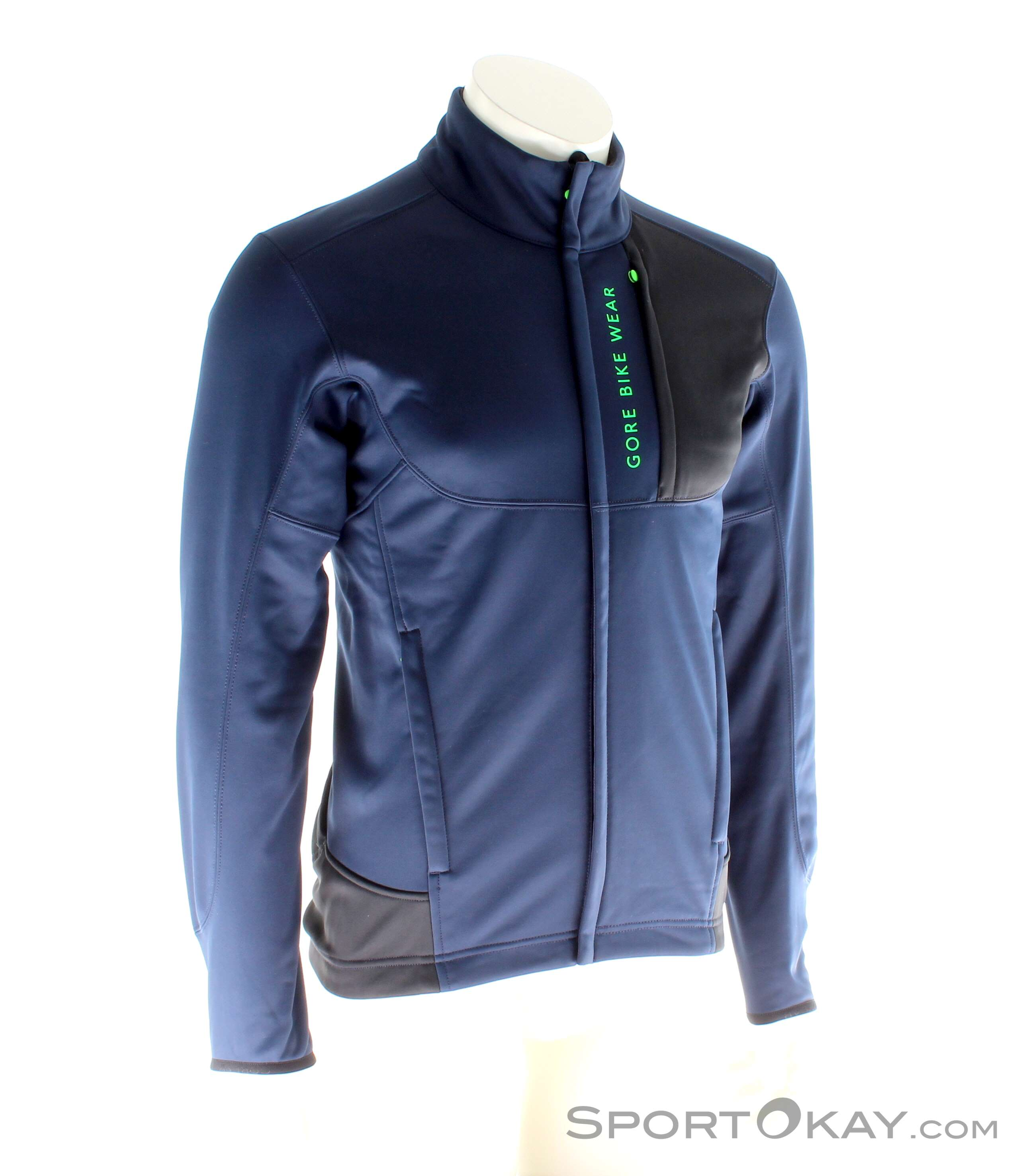 Gore Bike Wear Power Trail Thermo Mens Biking Jacket - Jackets ... 4b58a2b32