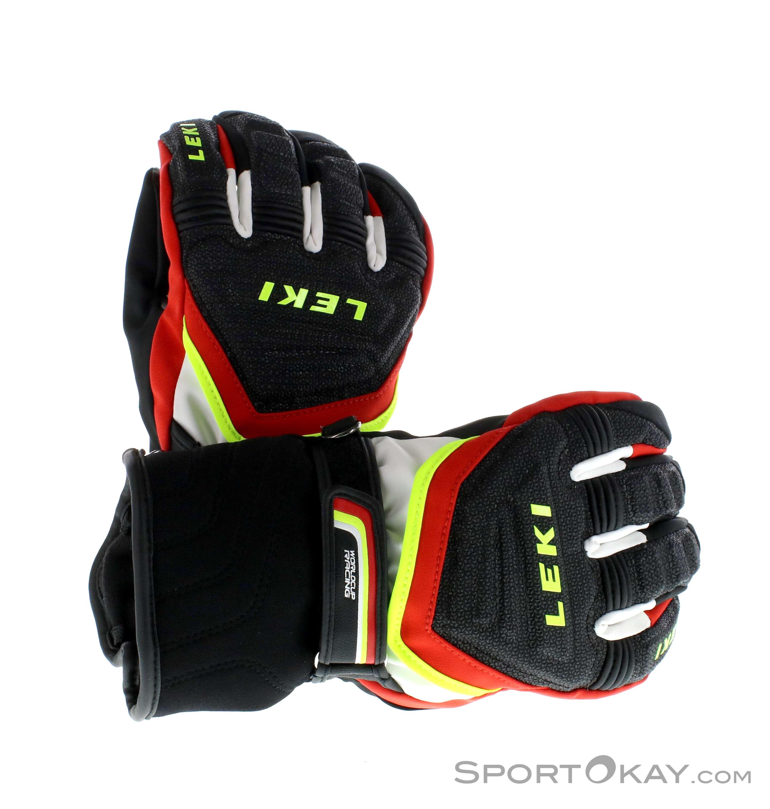 neuesten Stil von 2019 toller Wert verkauft Leki Leki Race Coach C-Tech S Junior Kinder Handschuhe