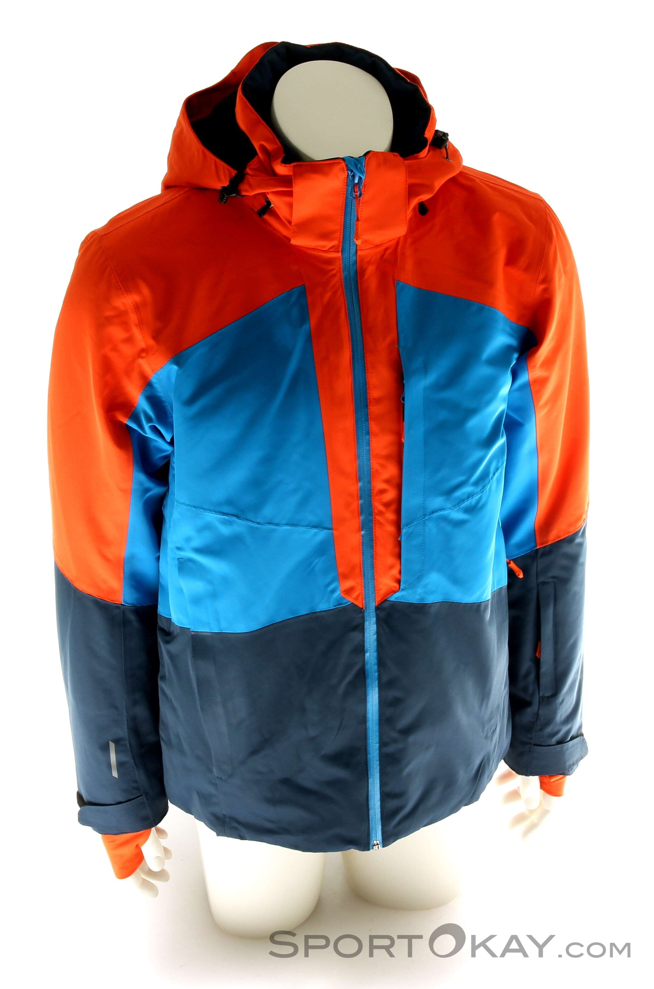 Icepeak Kris Jacket Herren Skijacke - Jacken - Outdoorbekleidung ...