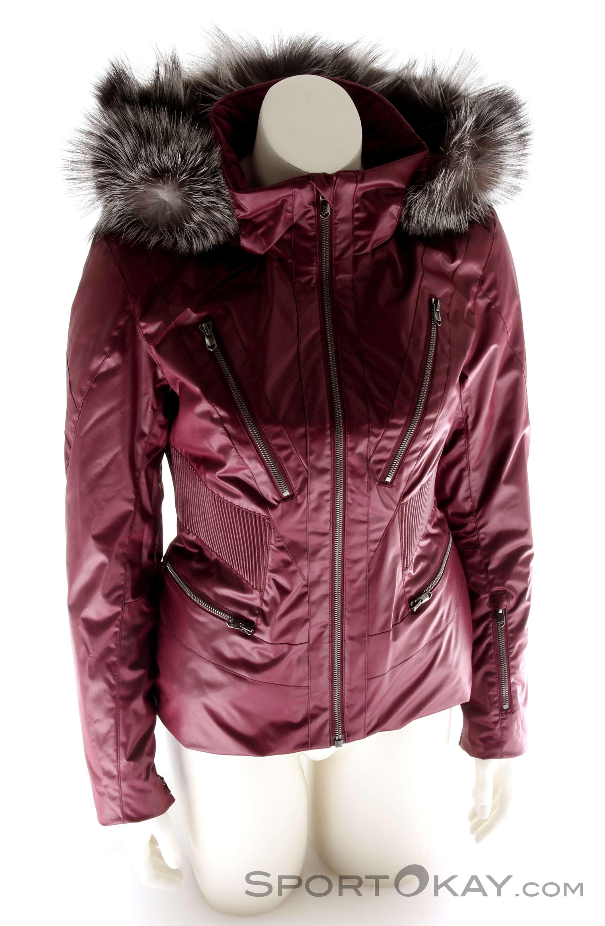 9ec46de1fd Spyder Women s Posh Jacket Womens Ski Jacket - Ski Jackets - Ski ...