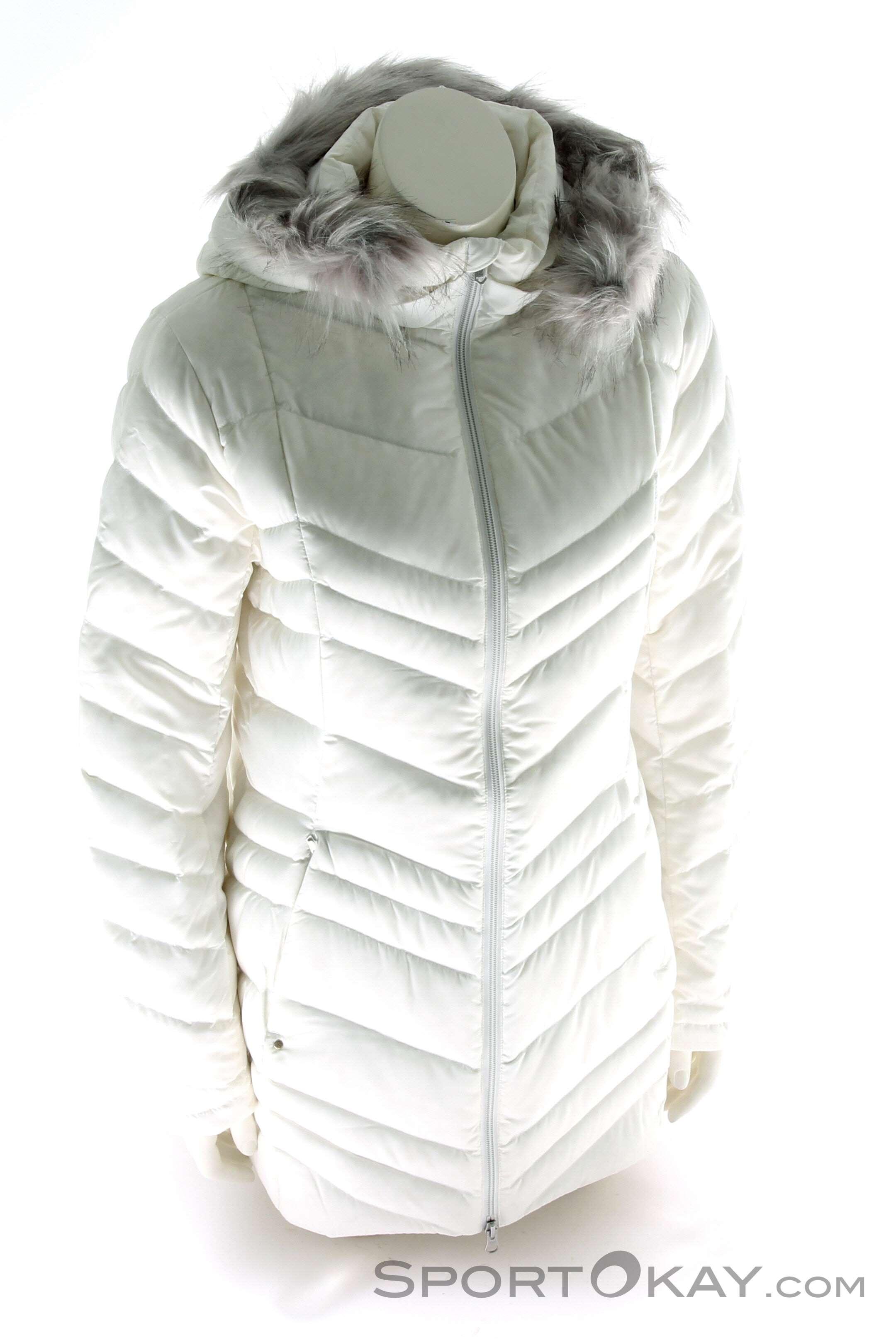 new style 51986 a8674 Spyder Spyder Women's Timeless Long Faux Fur Down Damen Daunenjacke