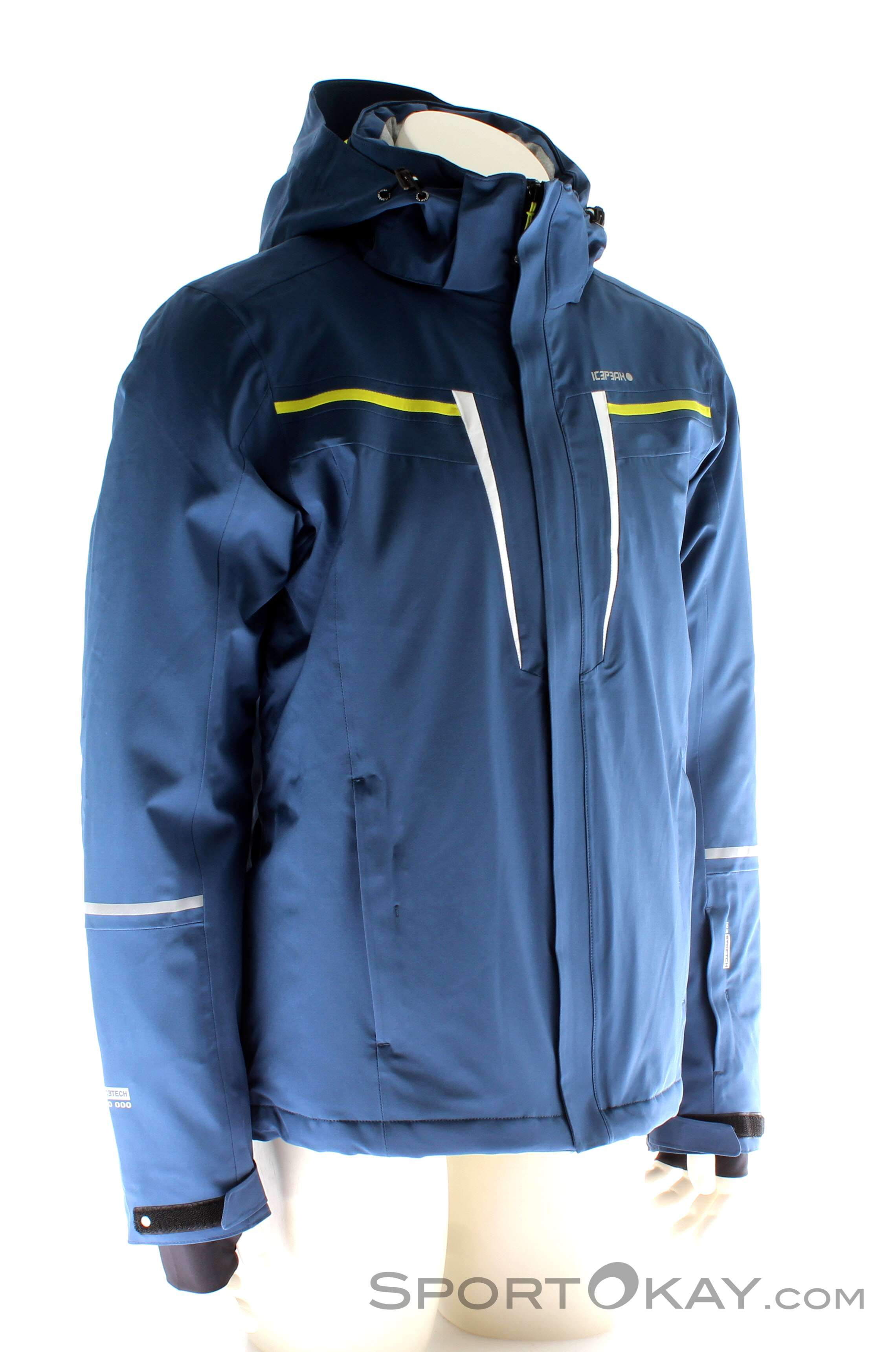 Abbigliamento Rwtcqr Giacca Sci Giacche Nemo Icepeak Da Uomo 4Lq35cSARj