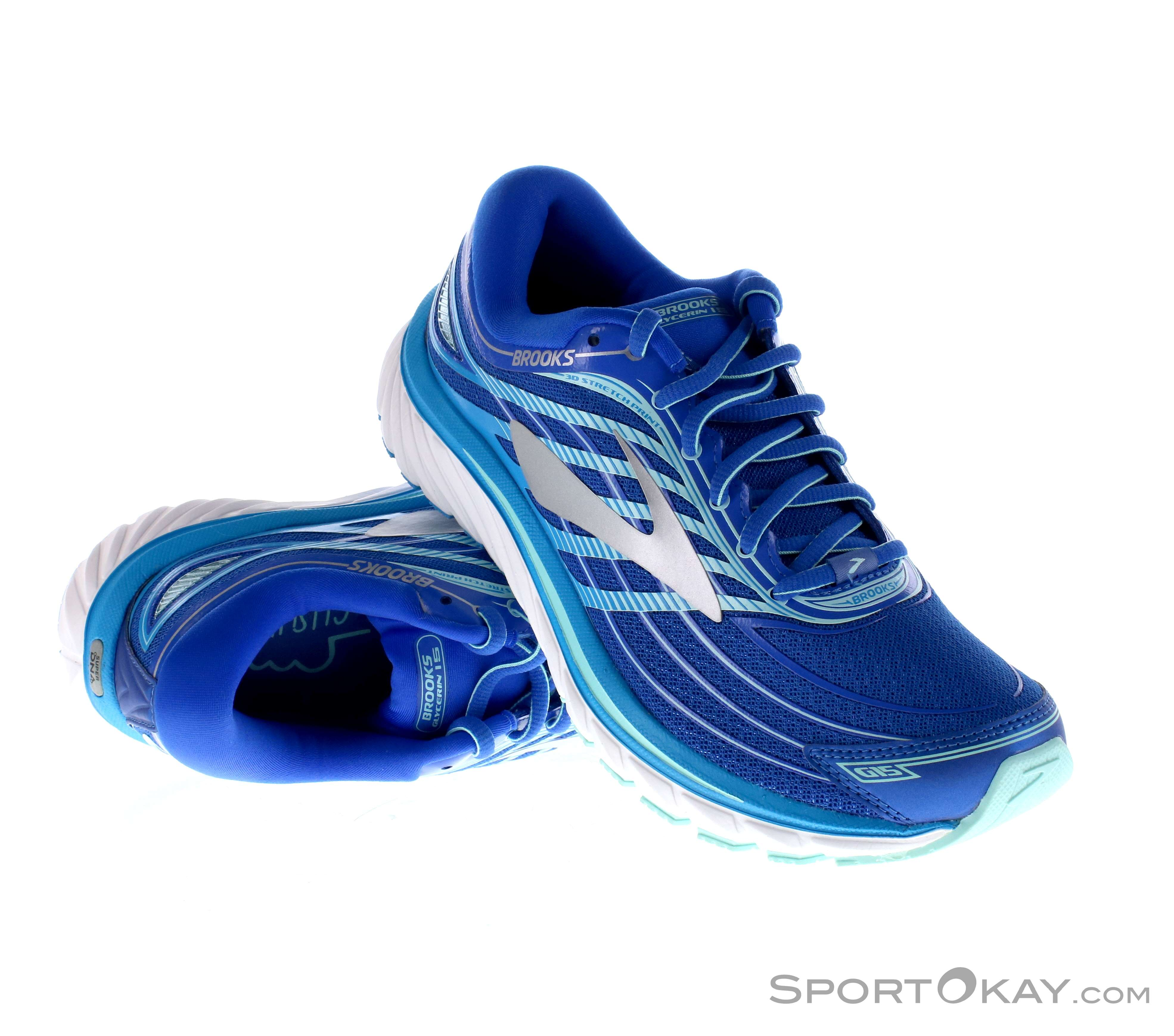 new styles 56869 9adff Brooks Brooks Glycerin 15 Womens Running Shoes