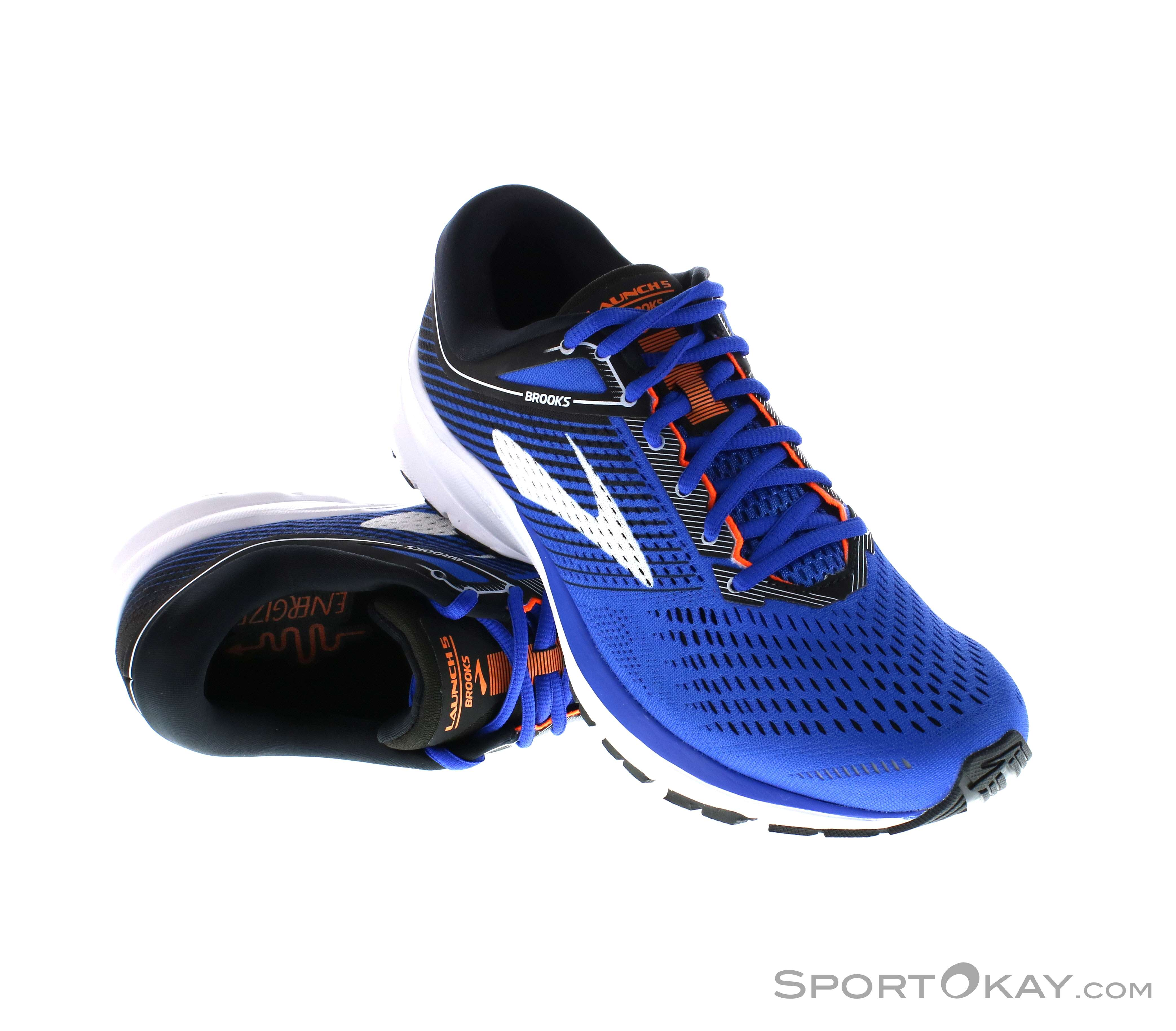 e3b6798002035 Brooks Launch 5 Mens Running Shoes - Running Shoes - Running Shoes ...
