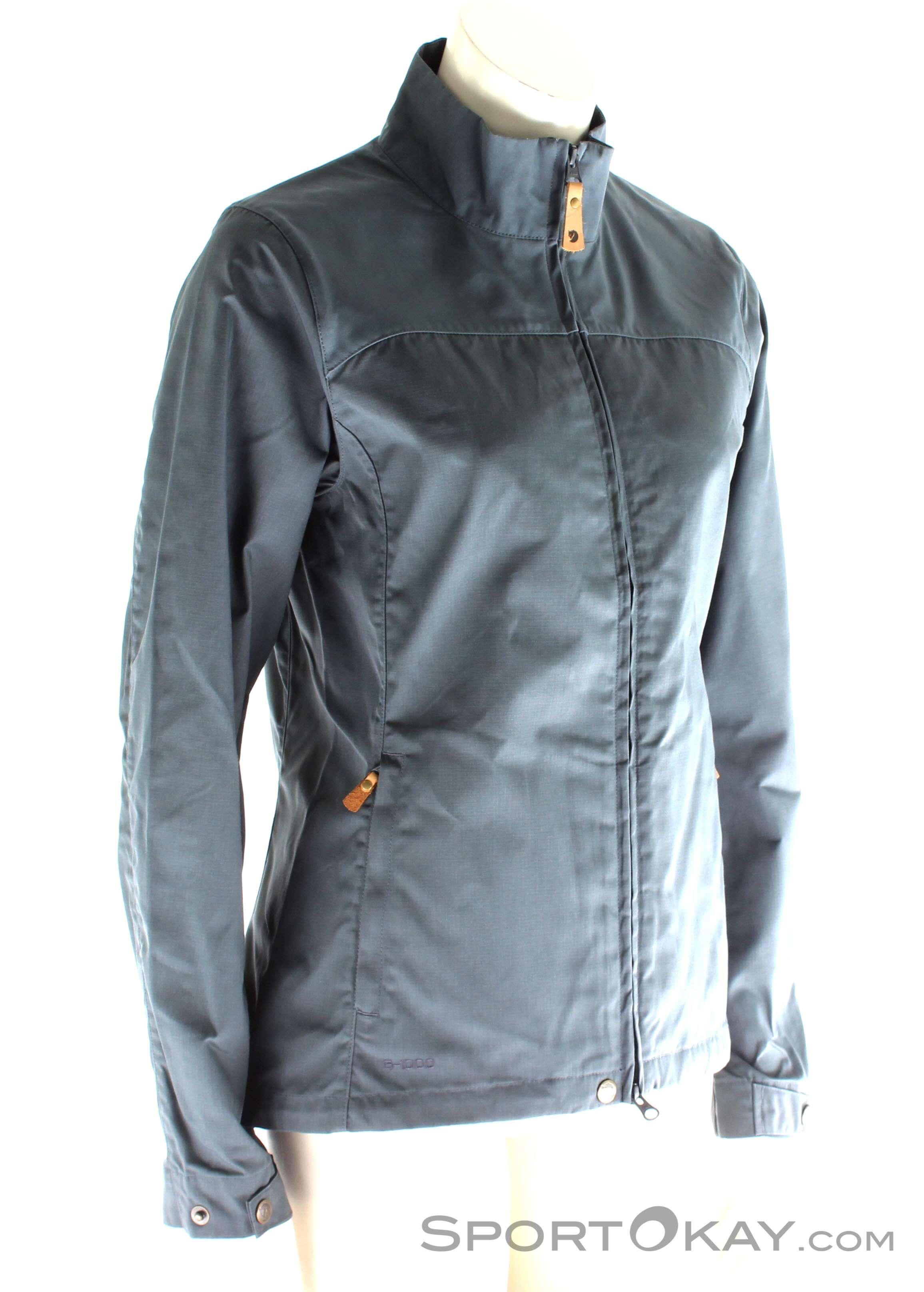 658d2110d4f3c3 Fjällraven Kiruna Lite Jacket Damen Outdoorjacke - Jacken ...