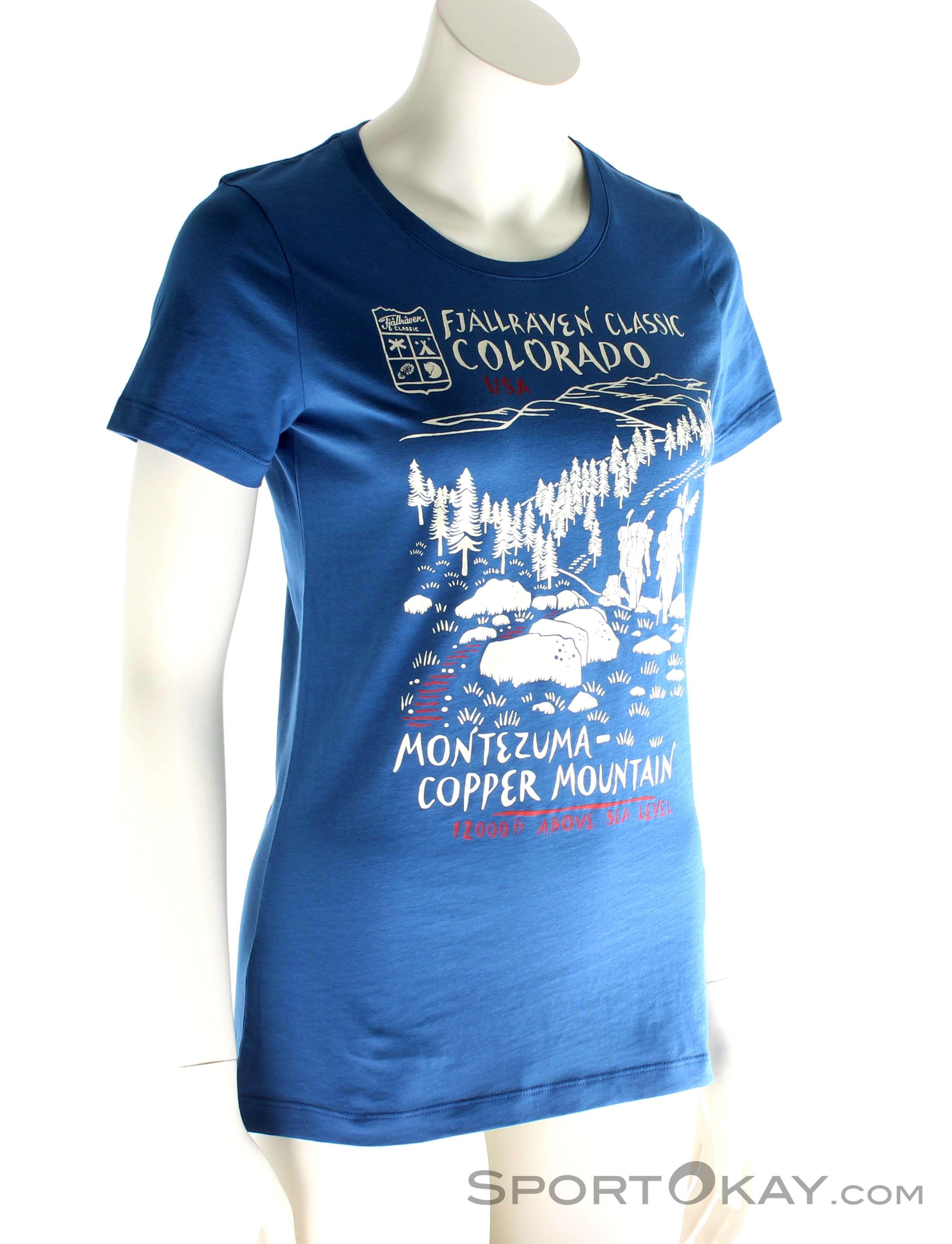 86eaa55736d1de Fjällräven Classic US Shirt Damen T-Shirt - Shirts   Hemden ...