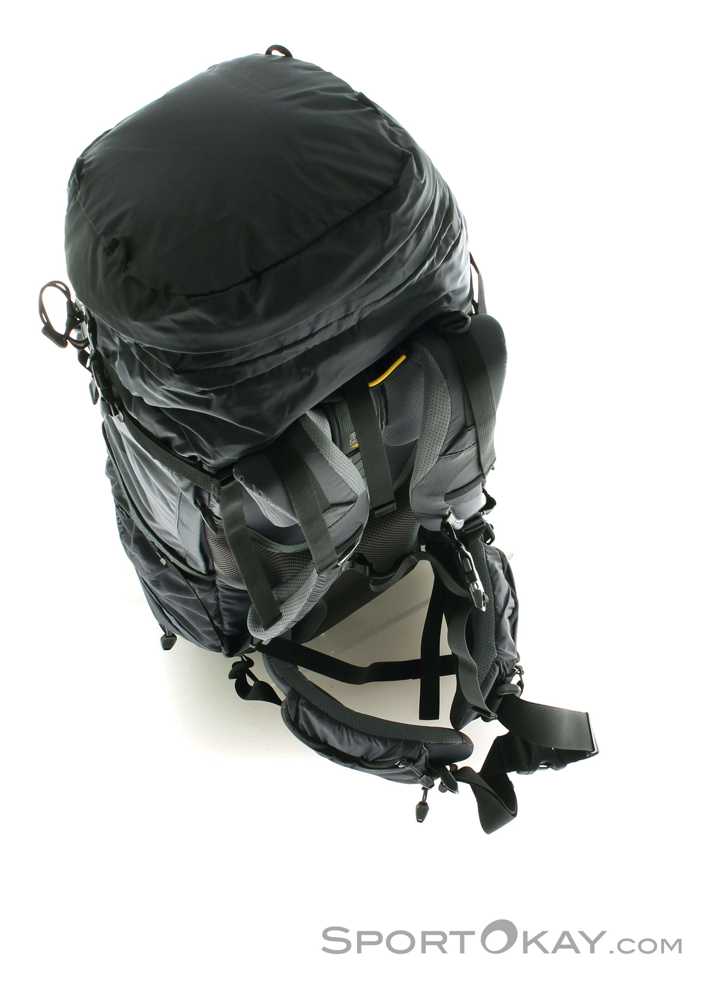 0a887b62205 Jack Wolfskin Highland Trail XT 50l Backpack, Jack Wolfskin, Black, , Male,
