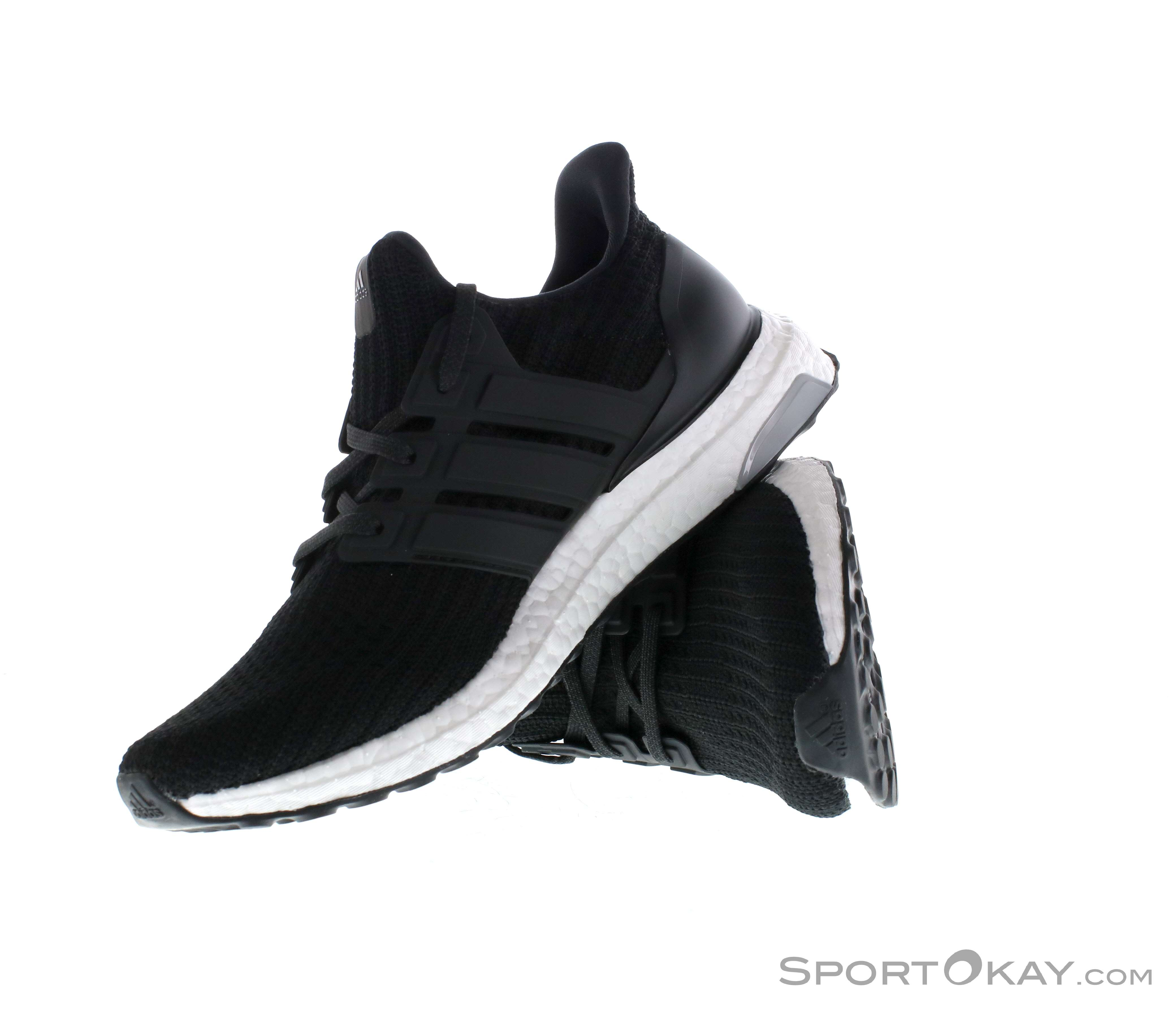sneakers for cheap d191e efc0f adidas UltraBoost Uomo Scarpe da Corsa , adidas, Nero, , Uomo, 0002-