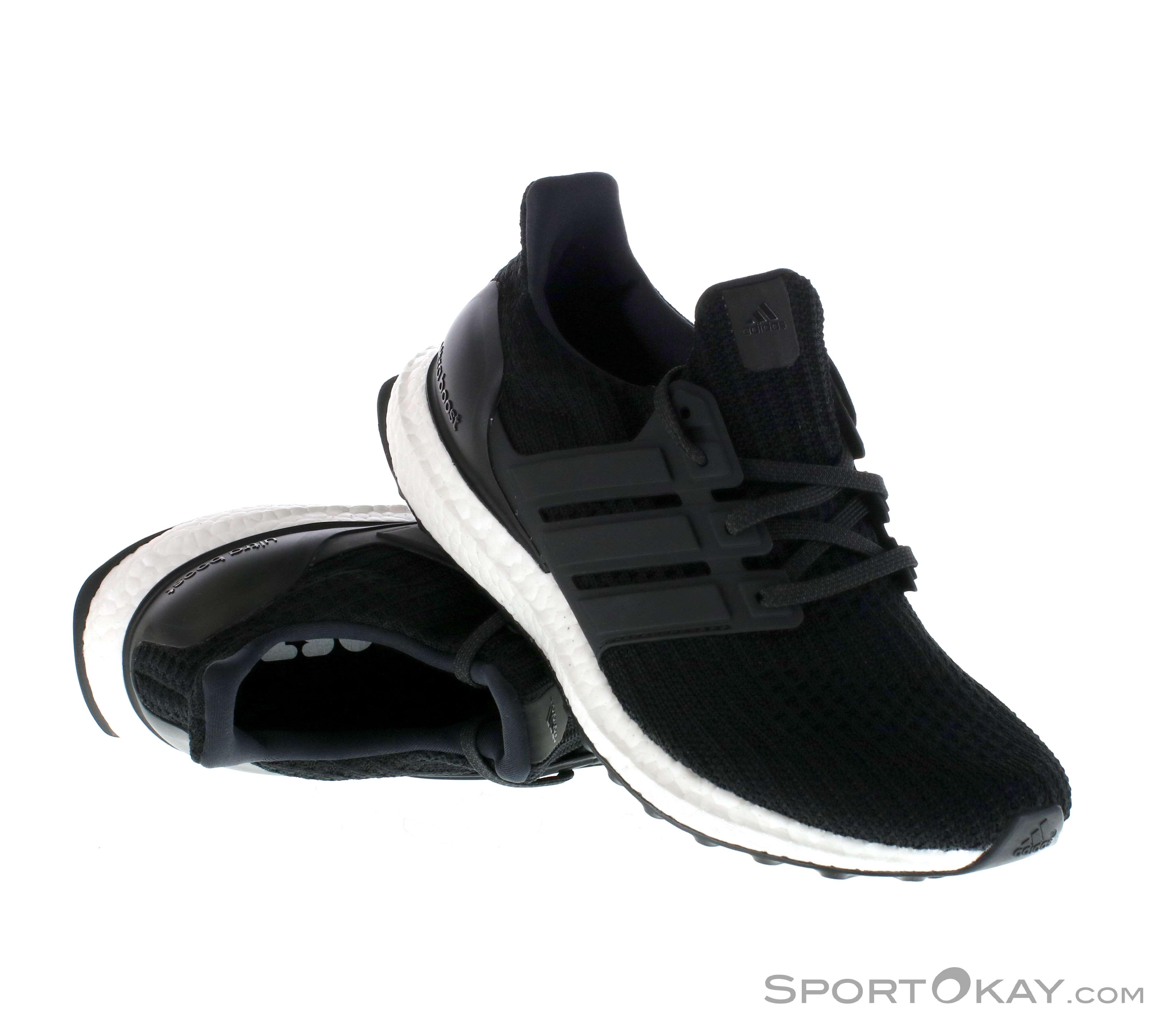adidas ultra boost damen black