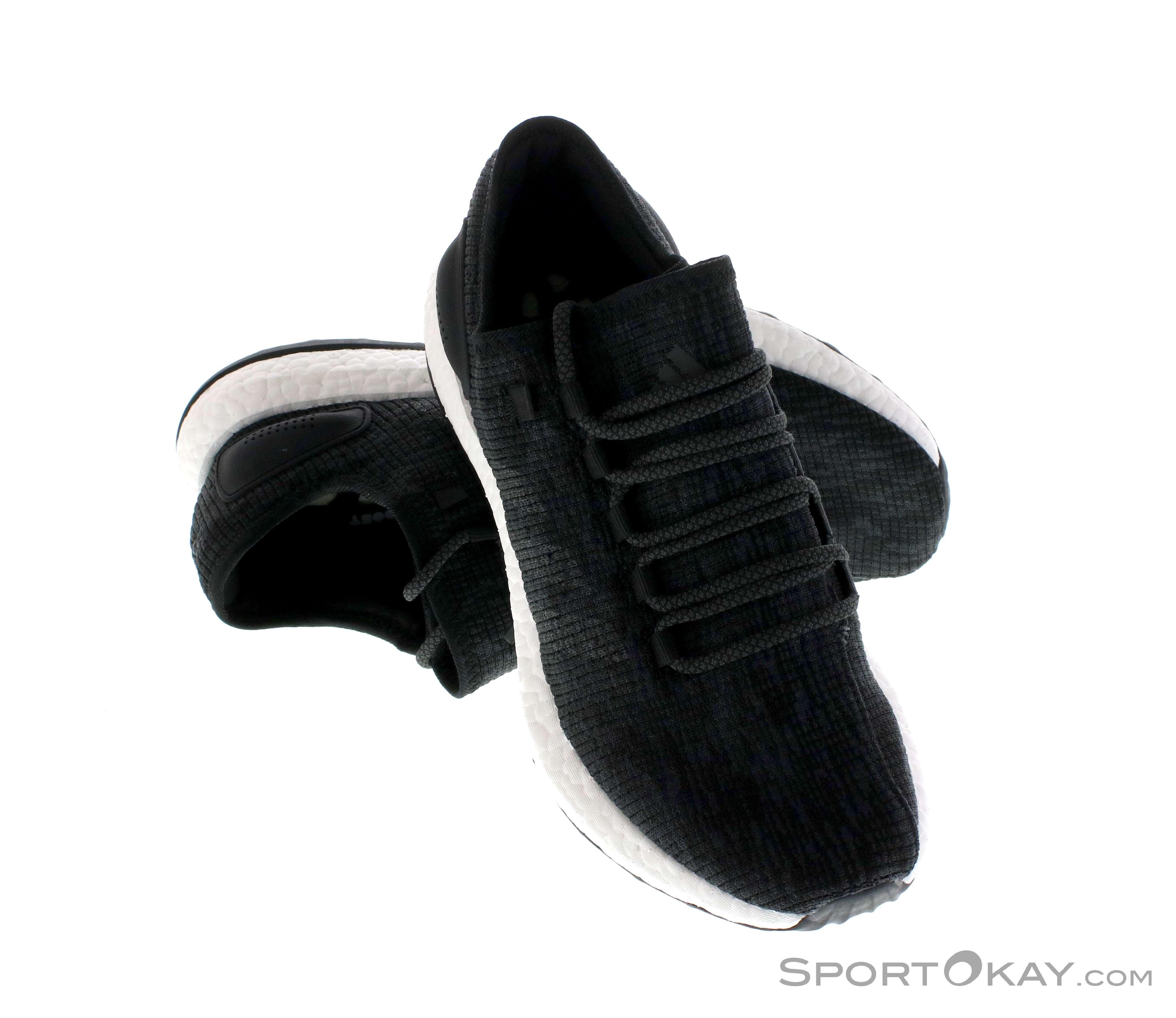 outlet store 56d25 d656c adidas PureBoost Uomo Scarpe da Corsa, adidas, Multicolore, , Uomo, 0002-