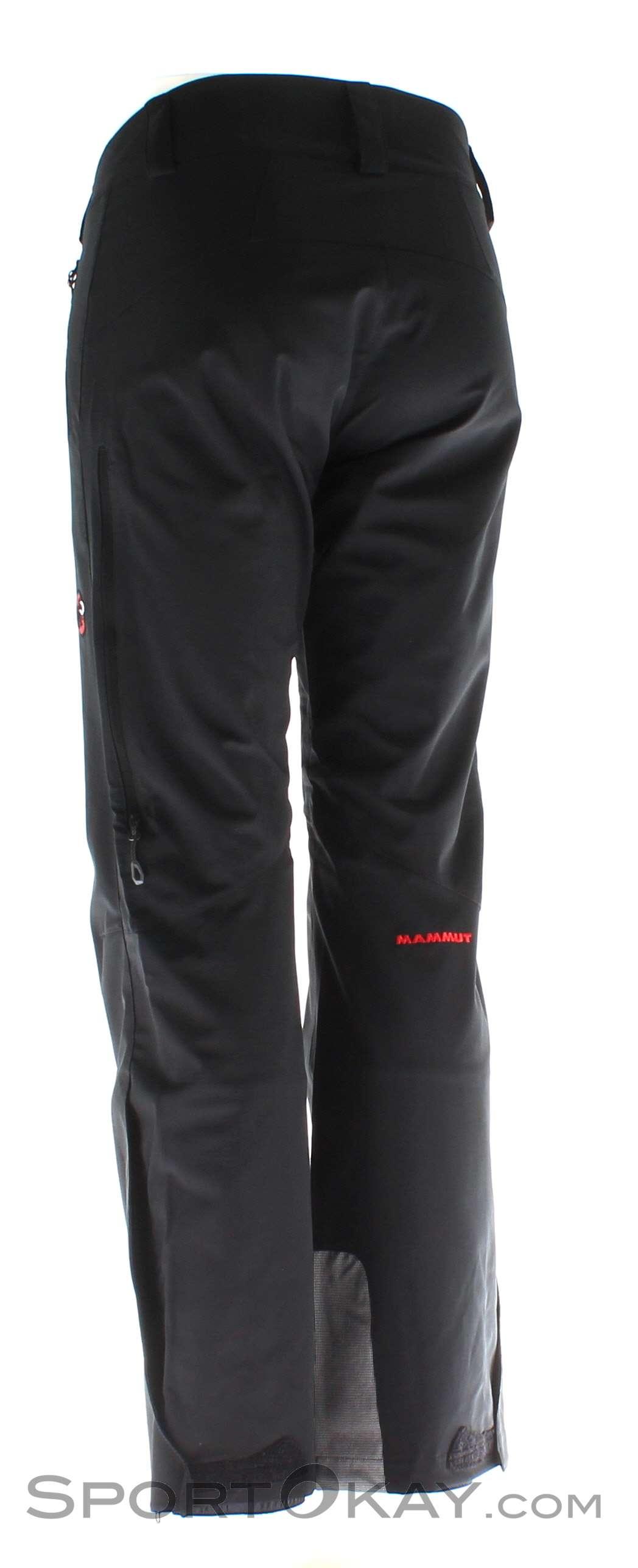 e620c703bfc1a Mammut Trea Pants Womens Ski Touring Pants , Mammut, Black, , Female, 0014