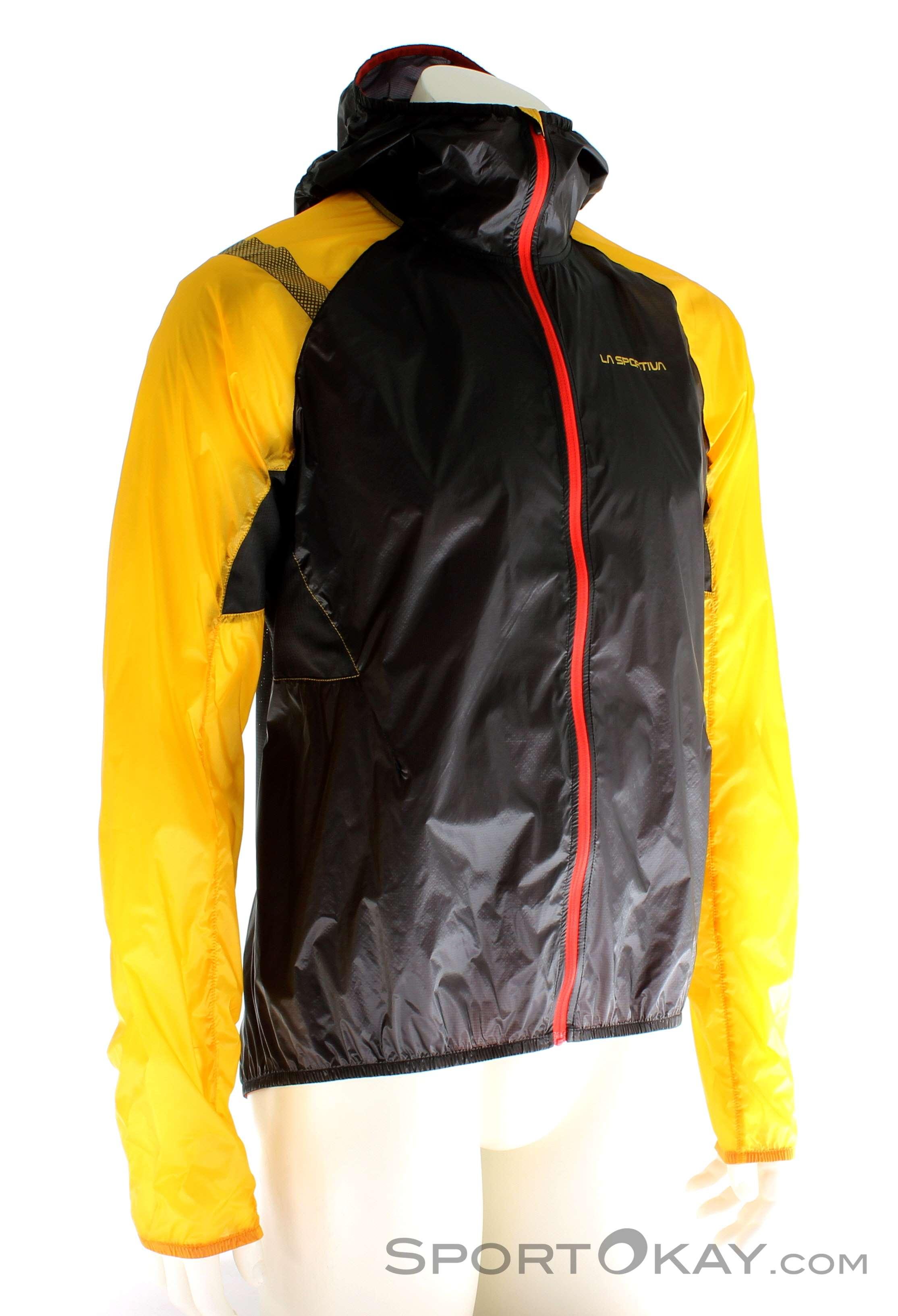 La Sportiva Blizzard Windbreaker Jacket Mens Outdoor Jacket