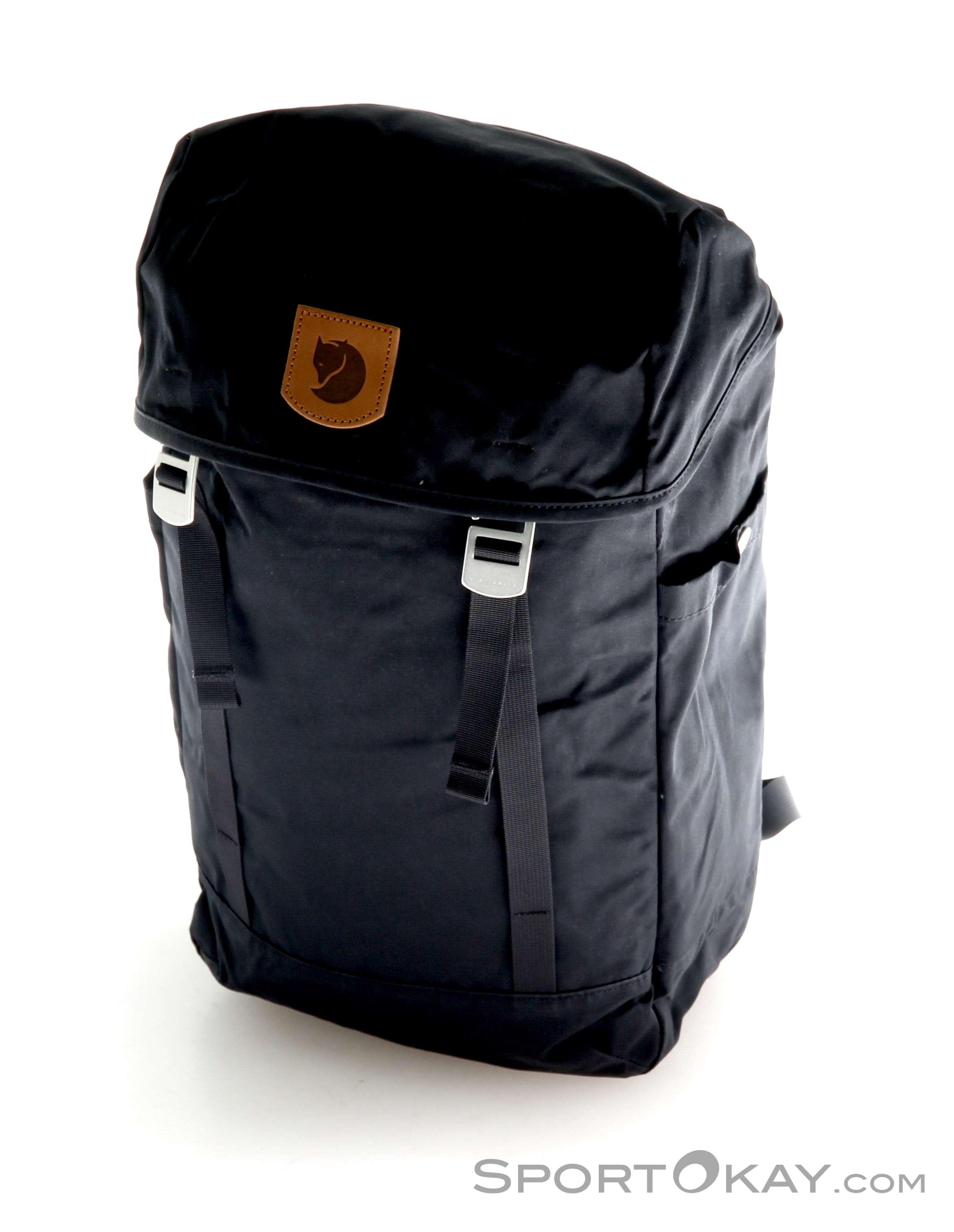 Fjllrven Greenland Top 20l Backpack Backpacks Fjallraven Dusk Black Male 0211 10162
