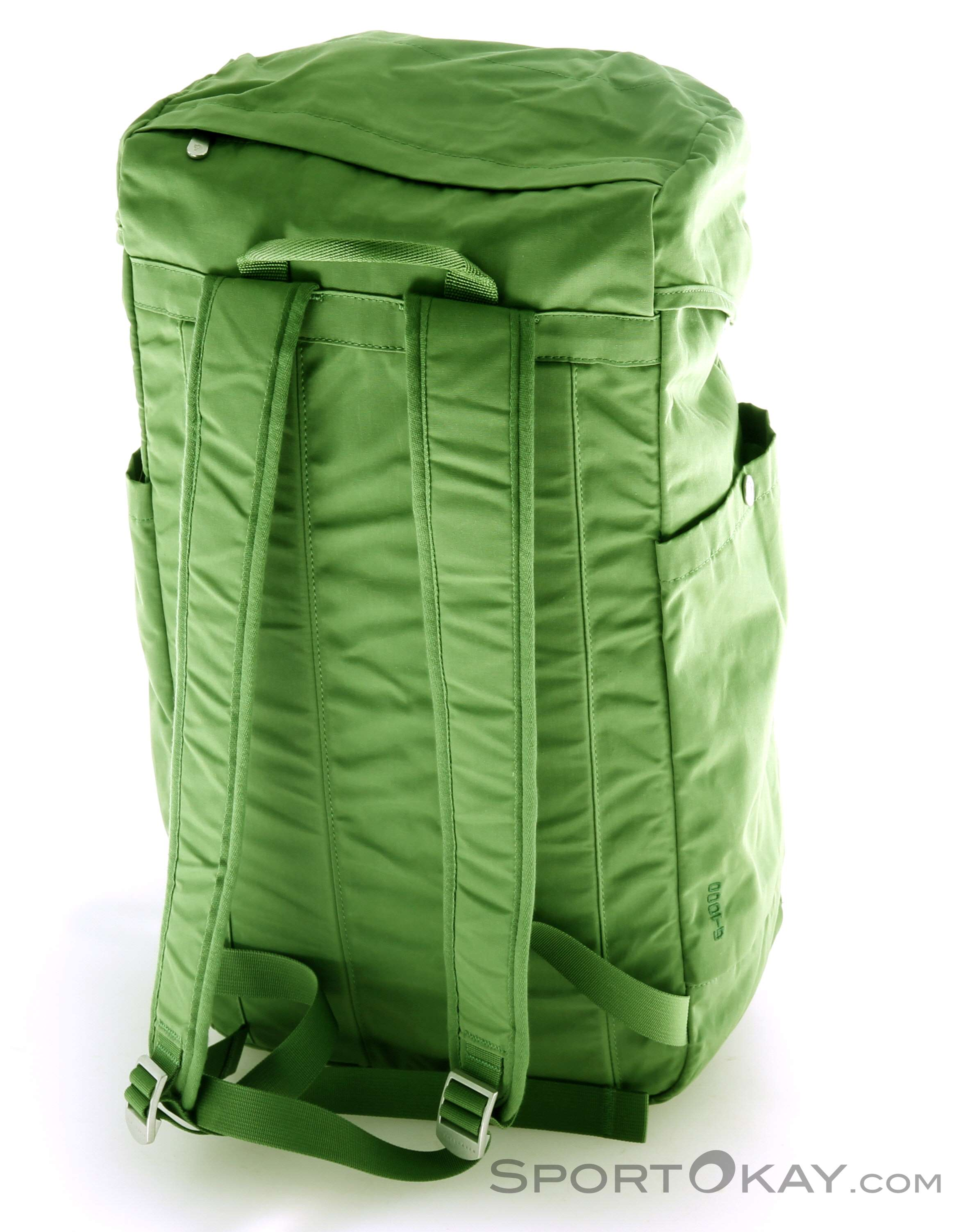 Fjllrven Greenland Top 20l Backpack Backpacks Fjallraven Dusk Green Male 0211 10162