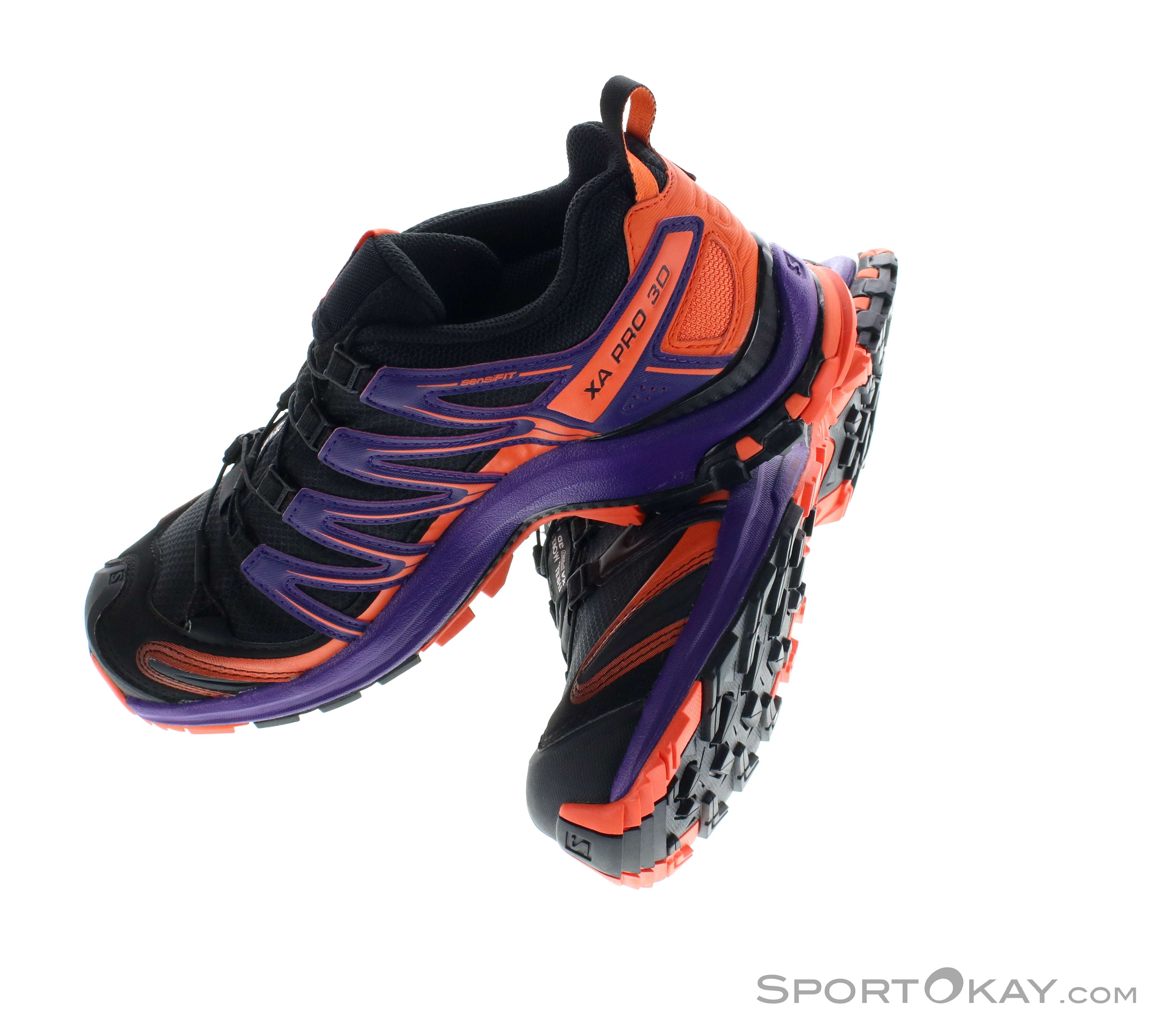 Salomon XA Pro 3D GTX Donna Scarpe da Trail Running Gore Tex
