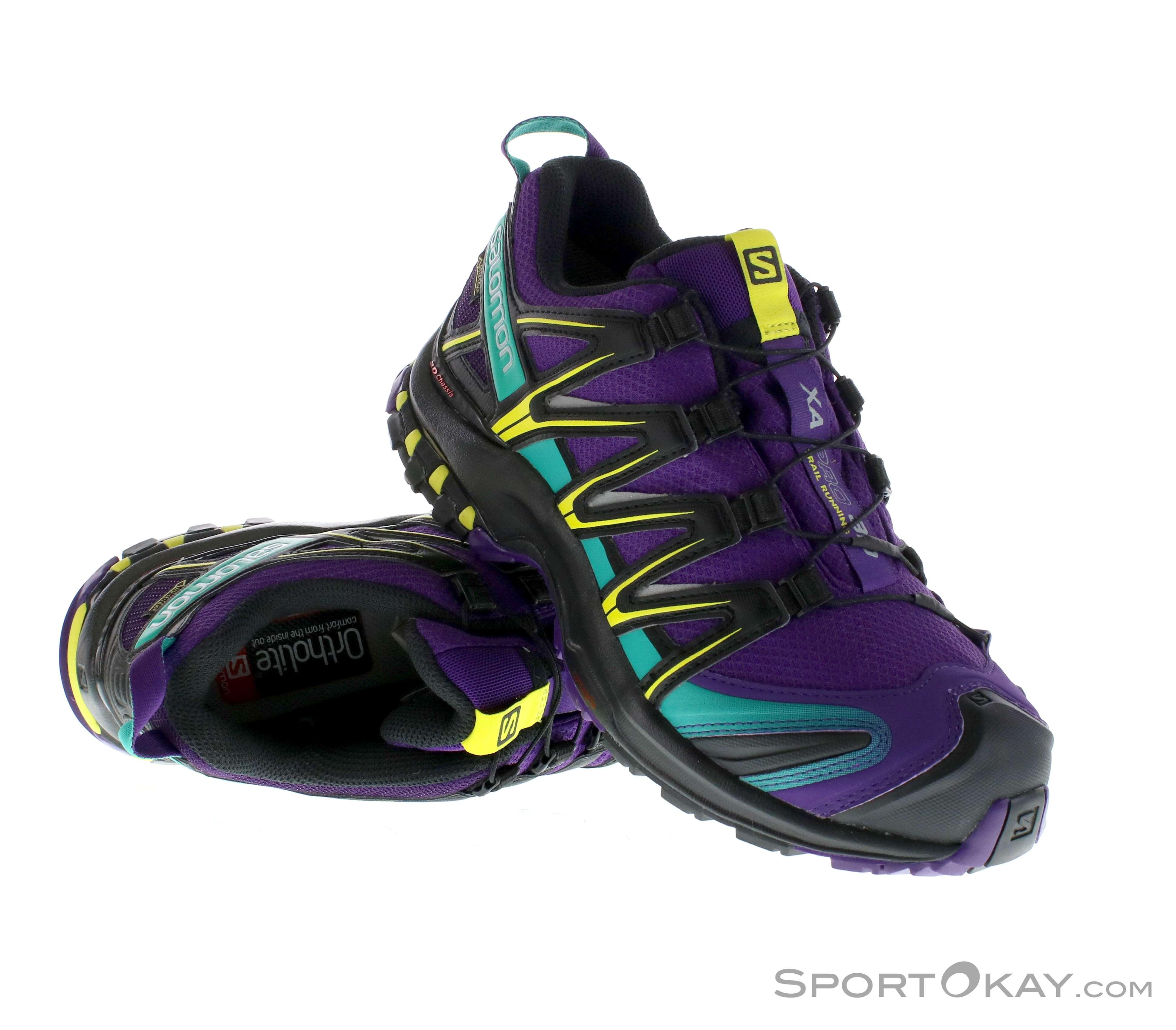 Pro Gtx 3d Gore Xa Womens Shoes Running Salomon Tex Trail ULzjSpqMVG