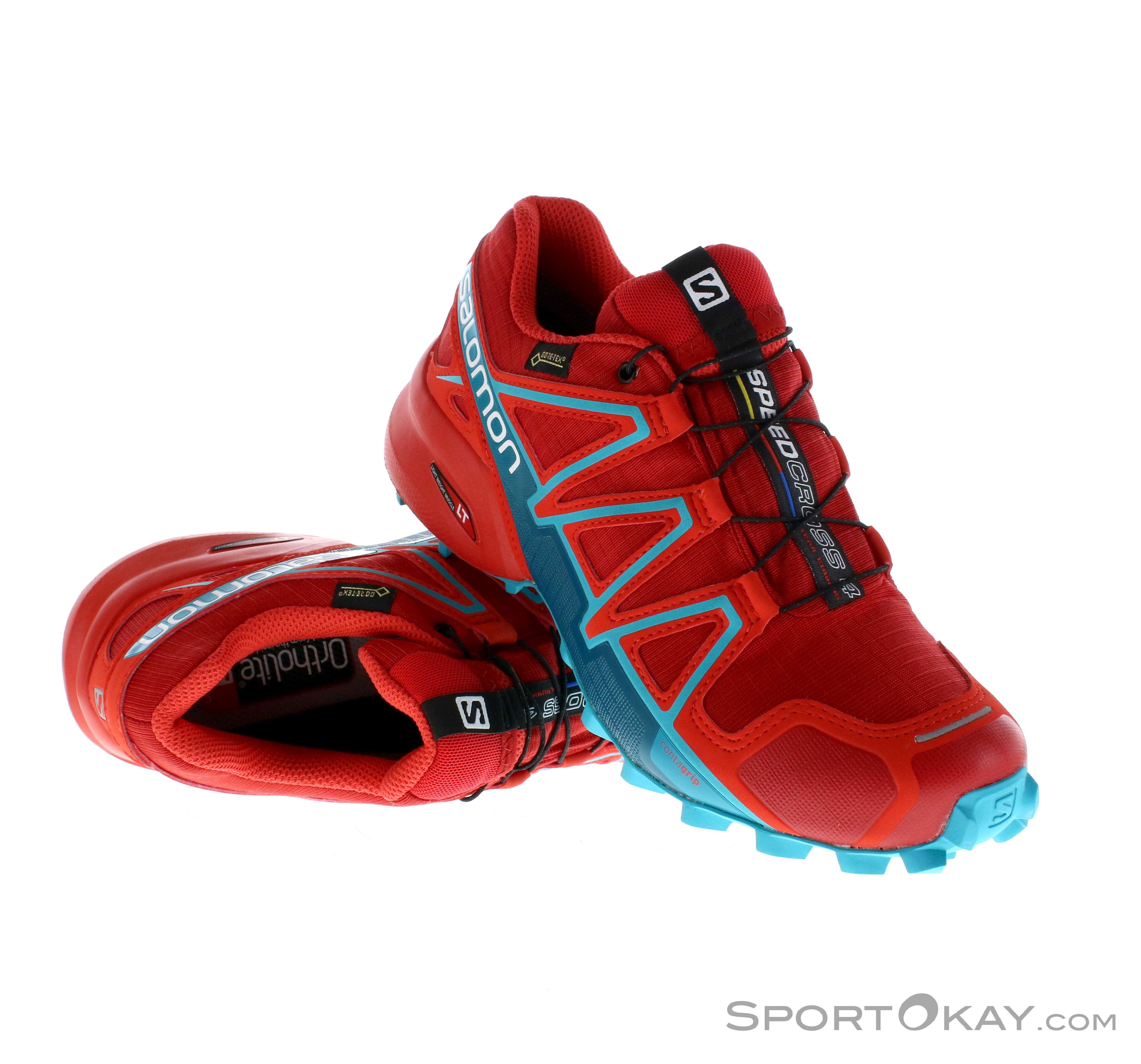 salomon speedcross 4 gtx uomo goretex xl
