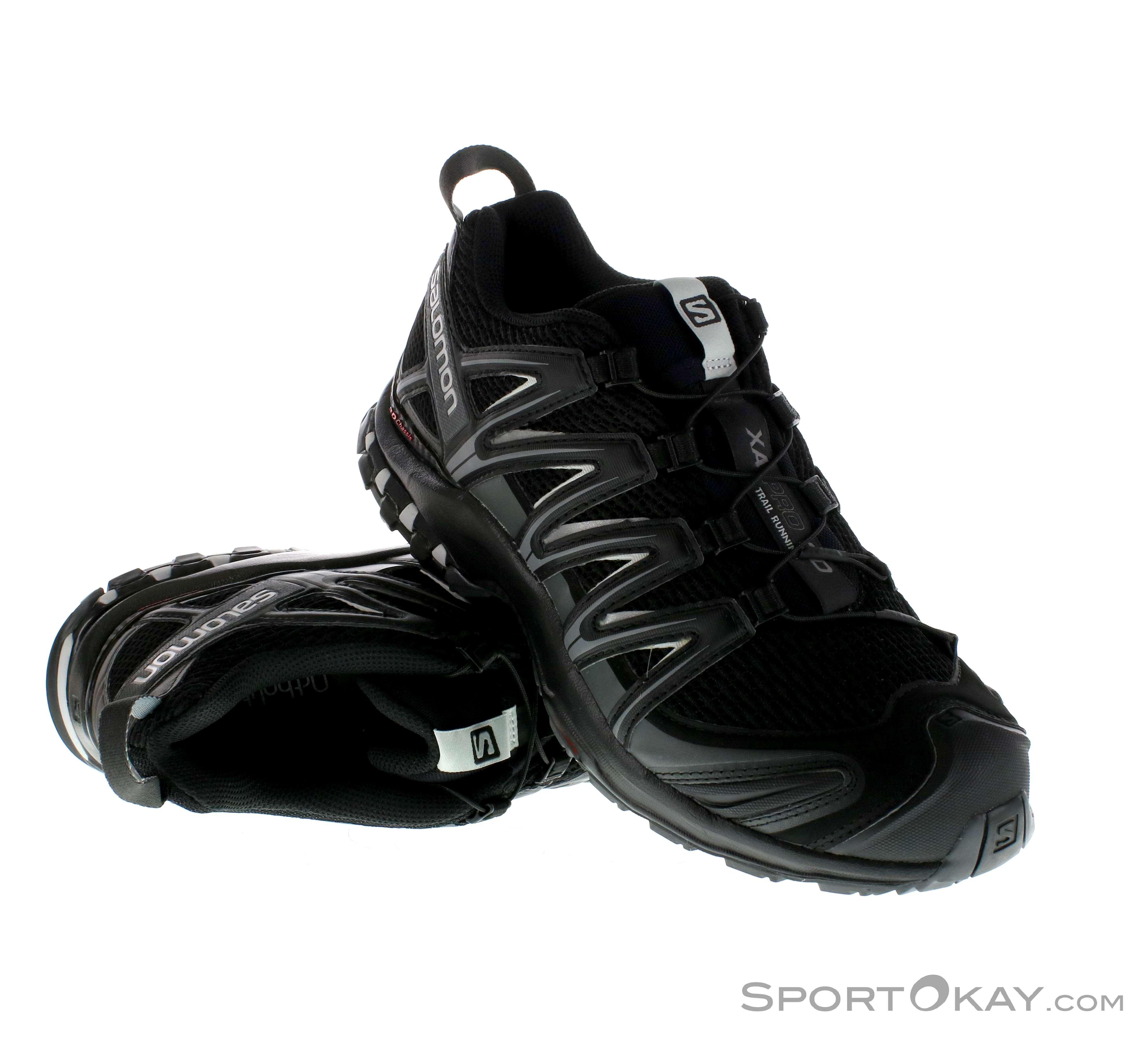 Trail Salomon Xa Uomo 3d Pro Running Scarpe Da 354cjSRLqA