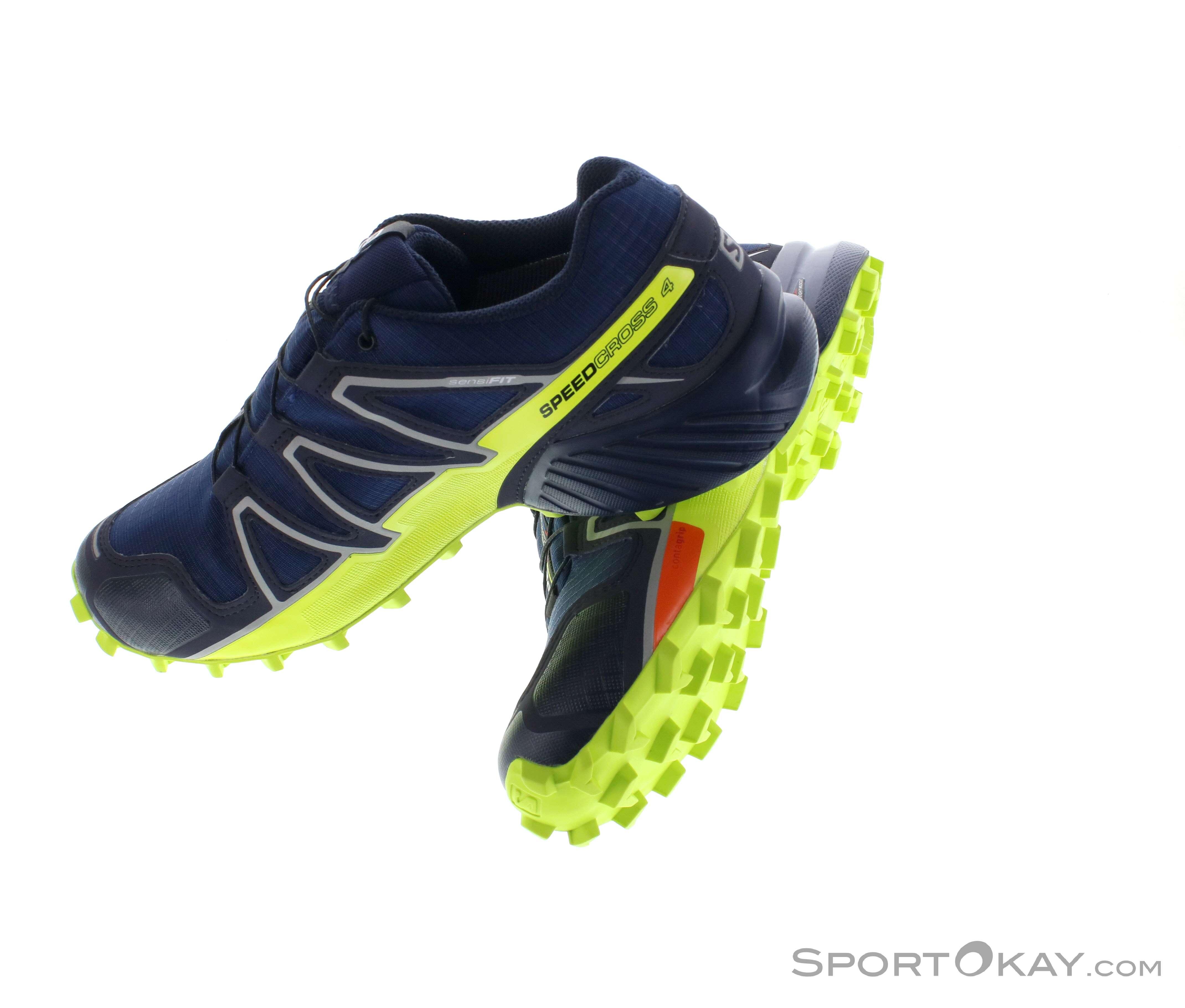 Speedcross Scarpe Trail Gore Salomon 4 Tex Da Uomo Running Pzx4wF4T