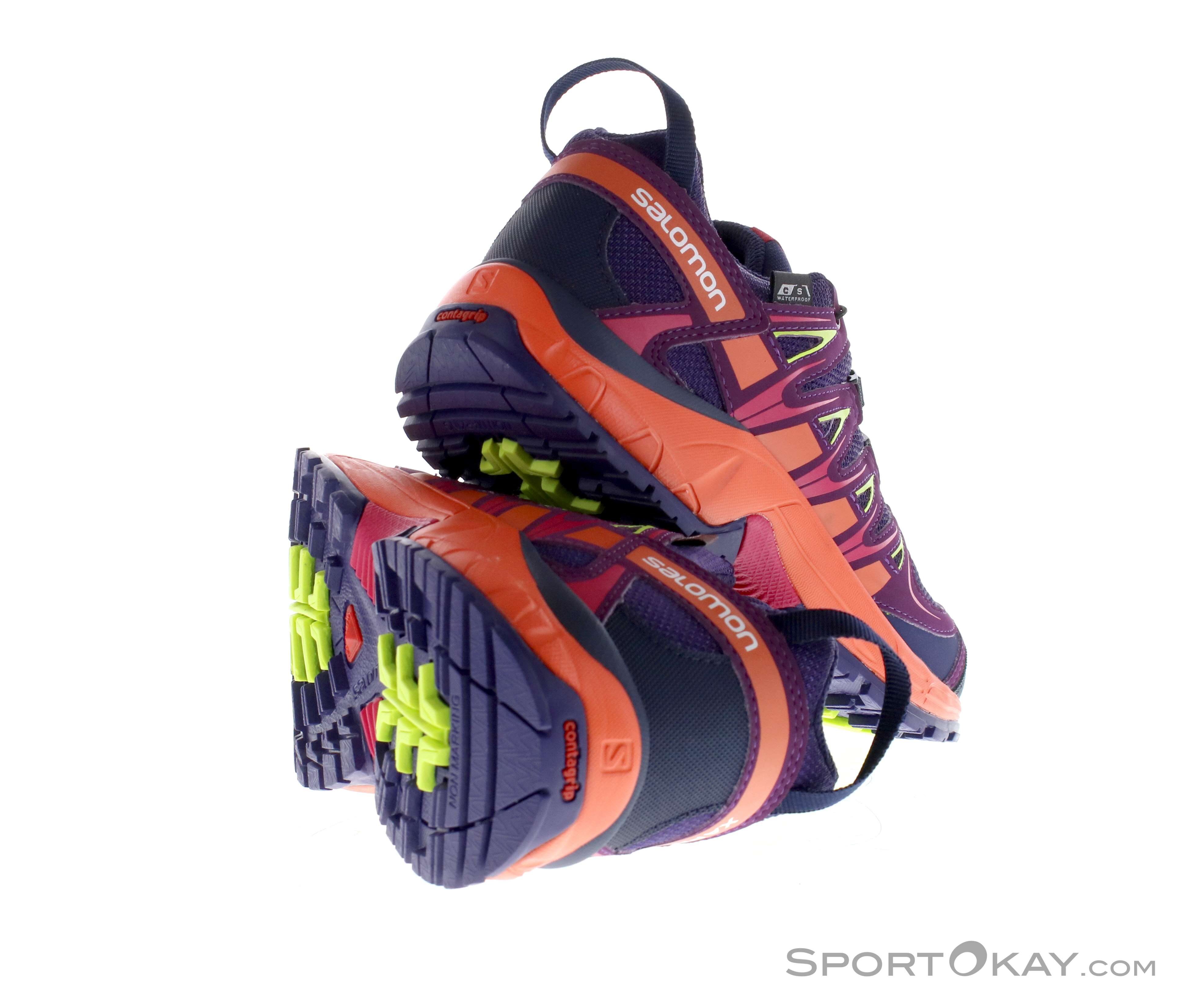 J Da Running Scarpe Trail Salomon Pro Bambina Cswp Xa 3d IqwIxFR4H 01bda29cb35