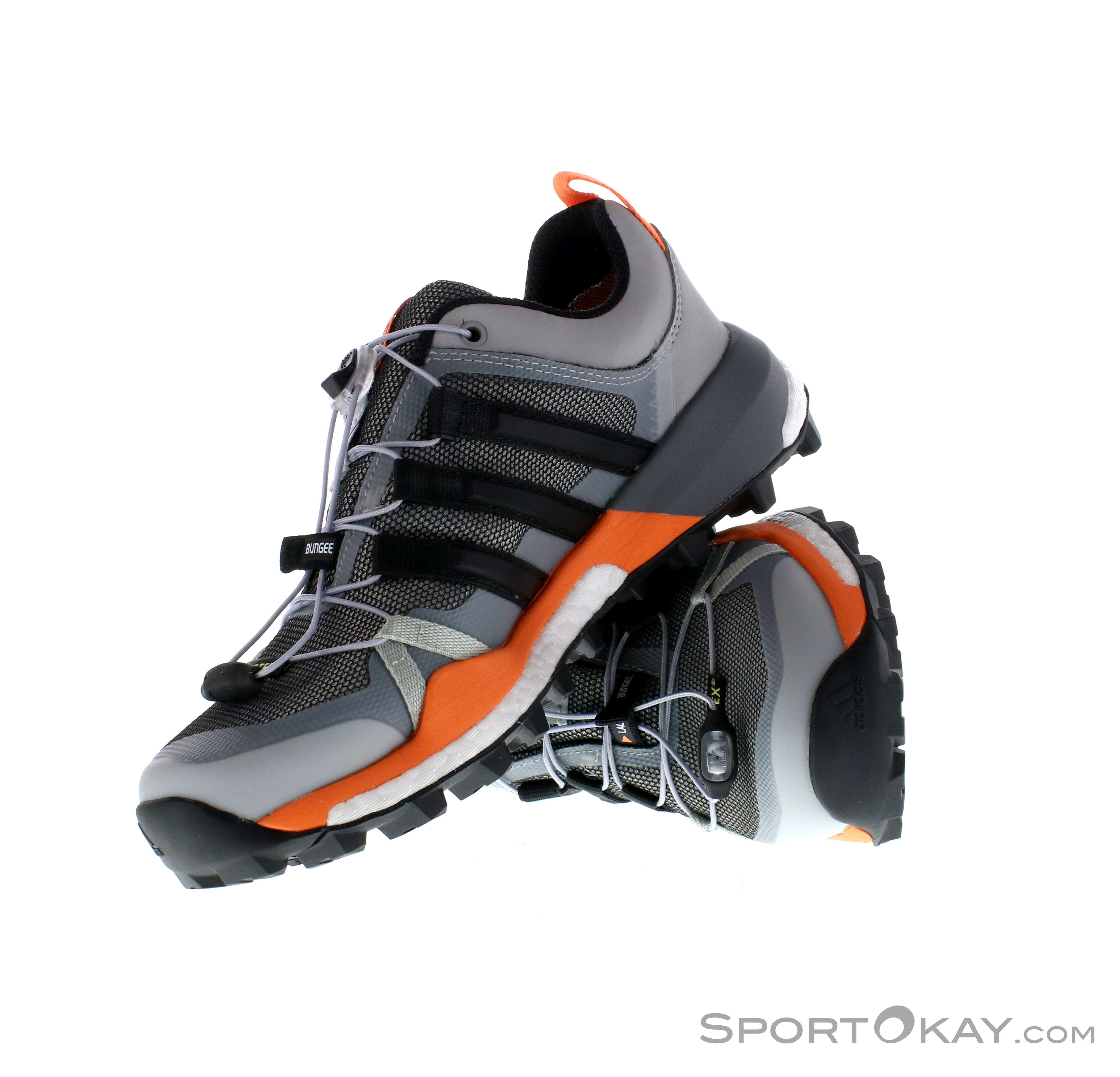 competitive price c3306 bbd02 adidas Terrex Skychaser GTX Damen Traillaufschuhe Gore-Tex, adidas, Grau, ,  Damen