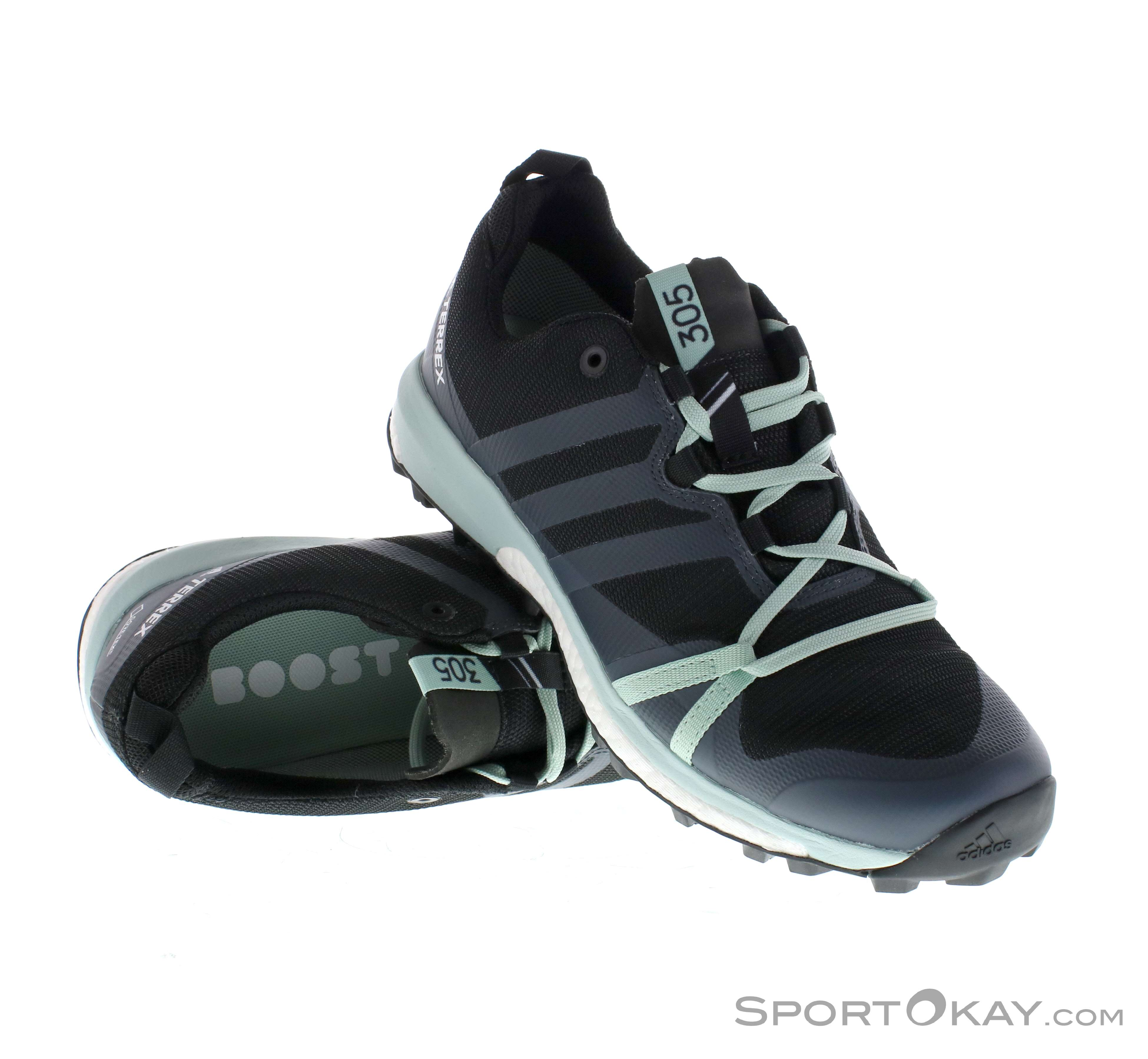 cheap for discount 13eed a773e adidas Terrex Agravic GTX Donna Scarpe da Trekking Gore-Tex, adidas, Nero,