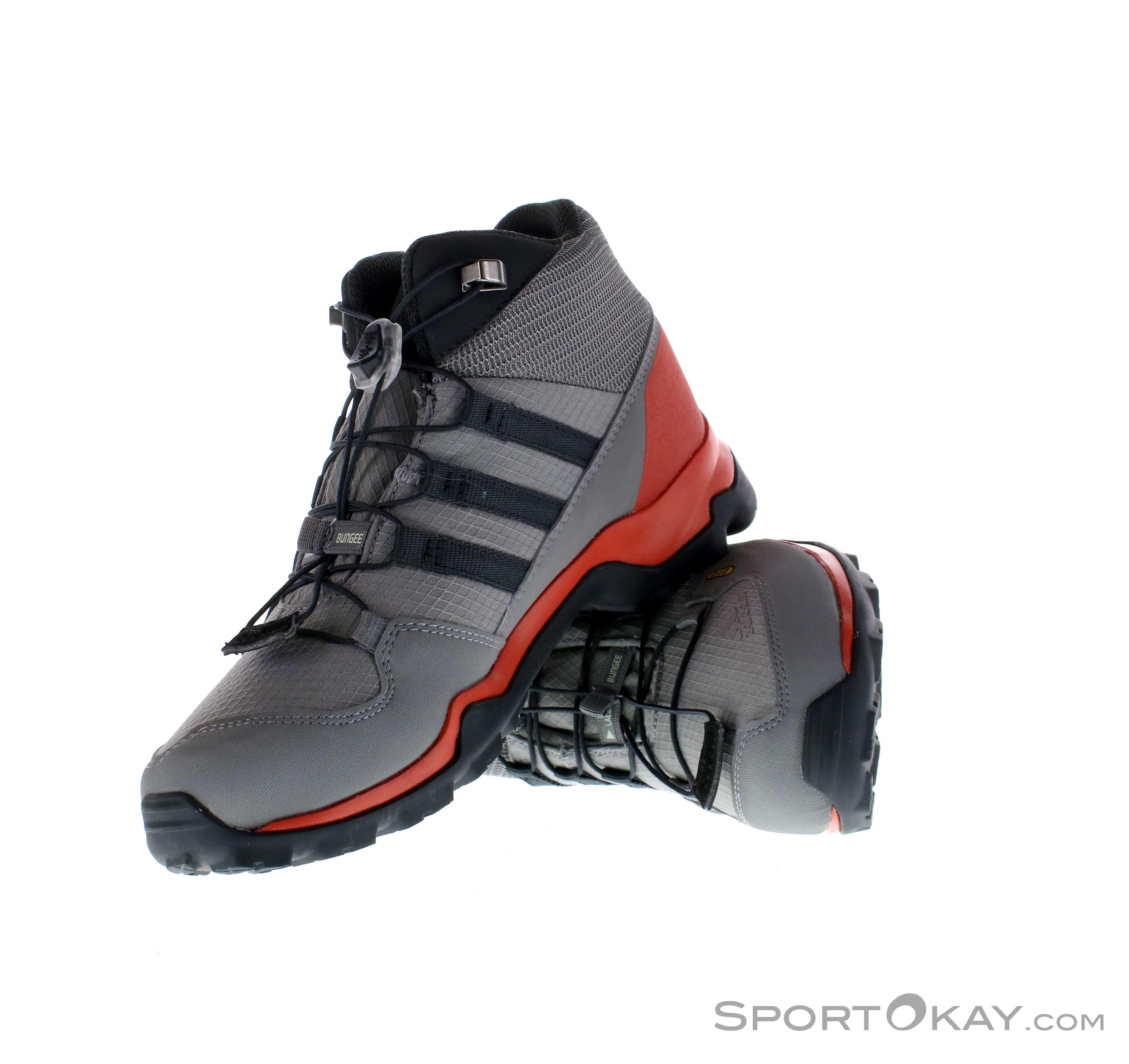 1d3fdc37aafe9a adidas Terrex Mid GTX Kids Hiking Boots Gore-Tex - Trekking Shoes ...