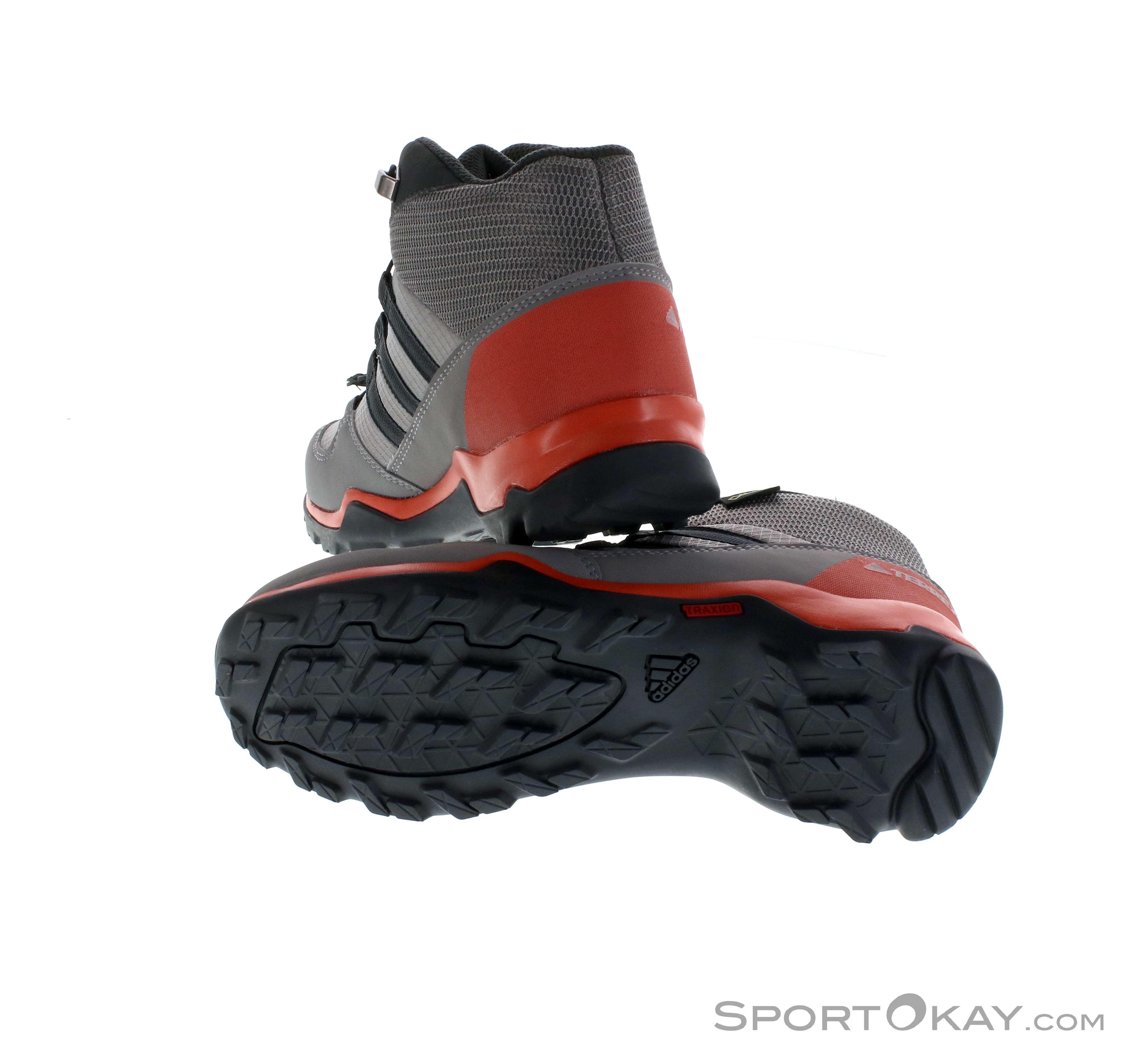 adidas adidas Terrex Mid GTX Kids Hiking Boots Gore Tex