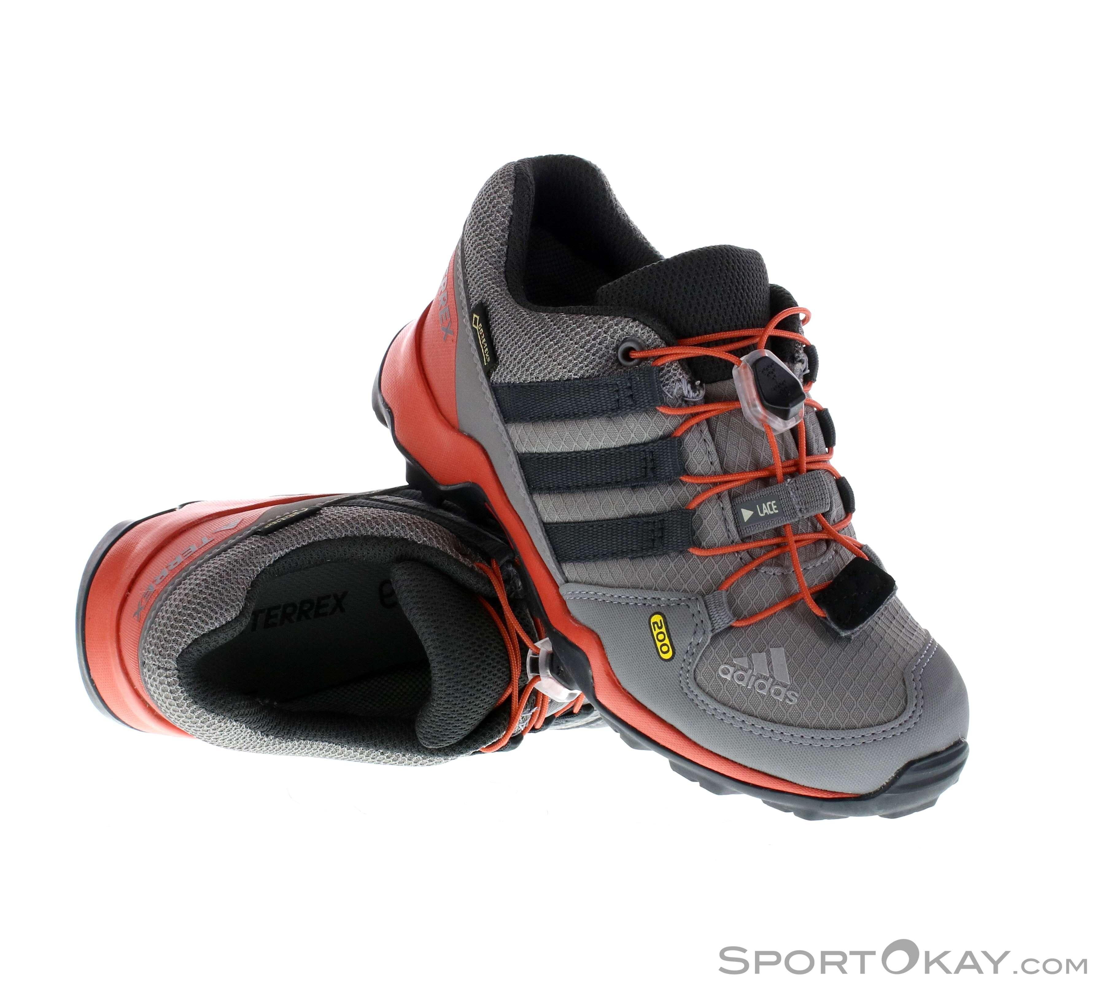 adidas adidas Terrex GTX Kids Trekking Shoes Gore-Tex