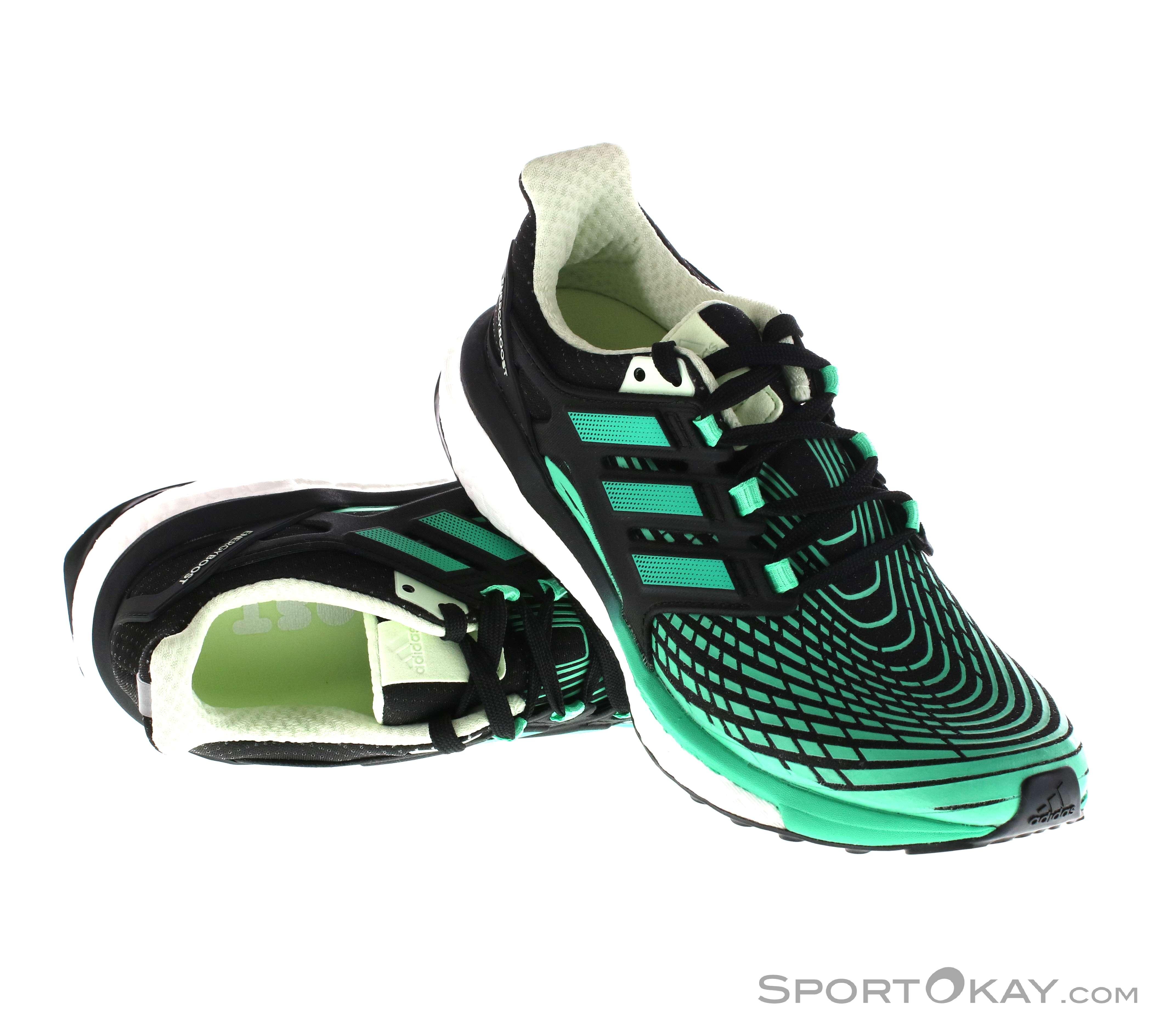 best service f0051 e43d1 adidas Energy Boost Donna Scarpe da Corsa , adidas, Nero, , Donna, 0002
