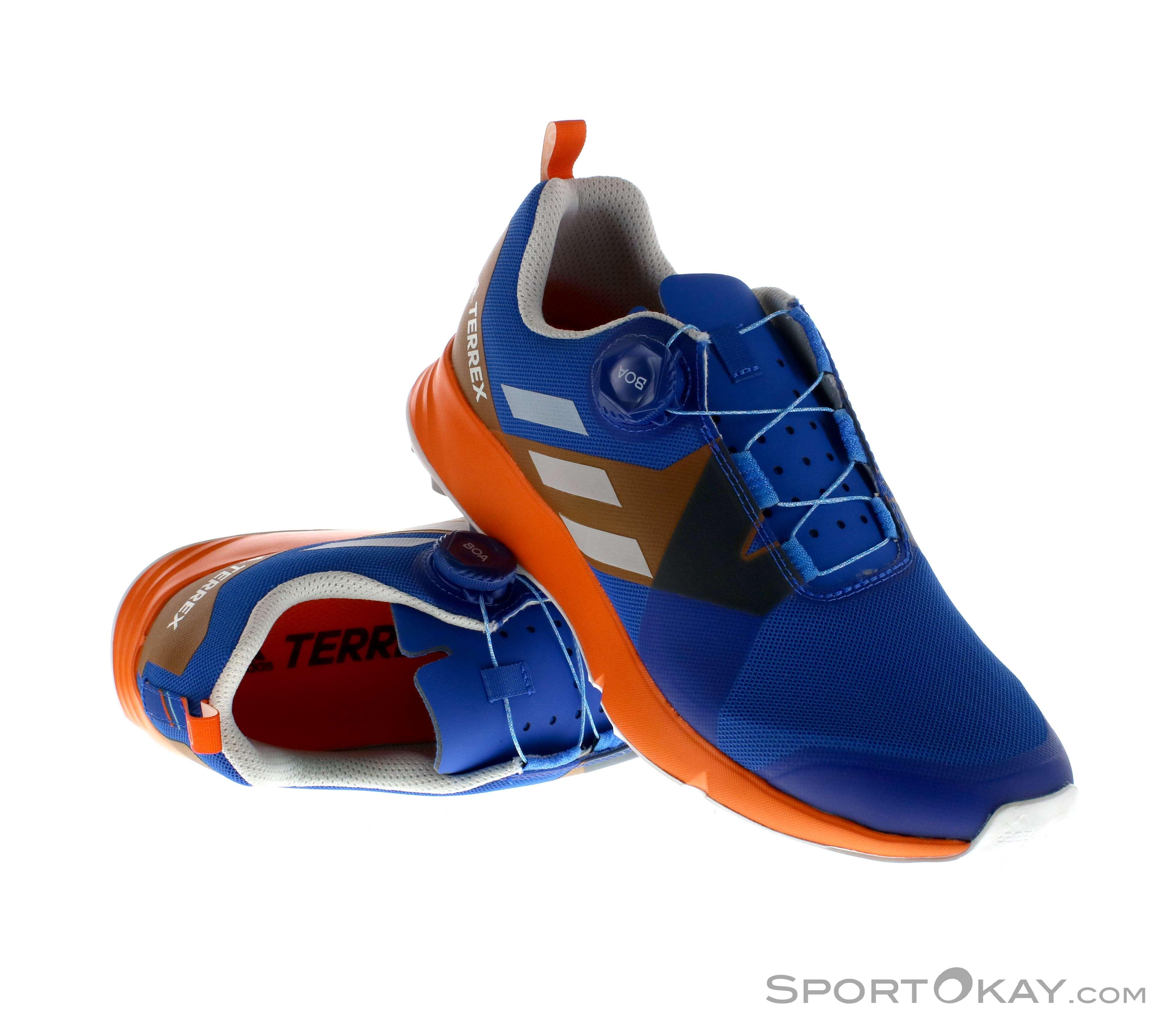 adidas Terrex Two Boa Herren Laufschuhe Traillaufschuhe