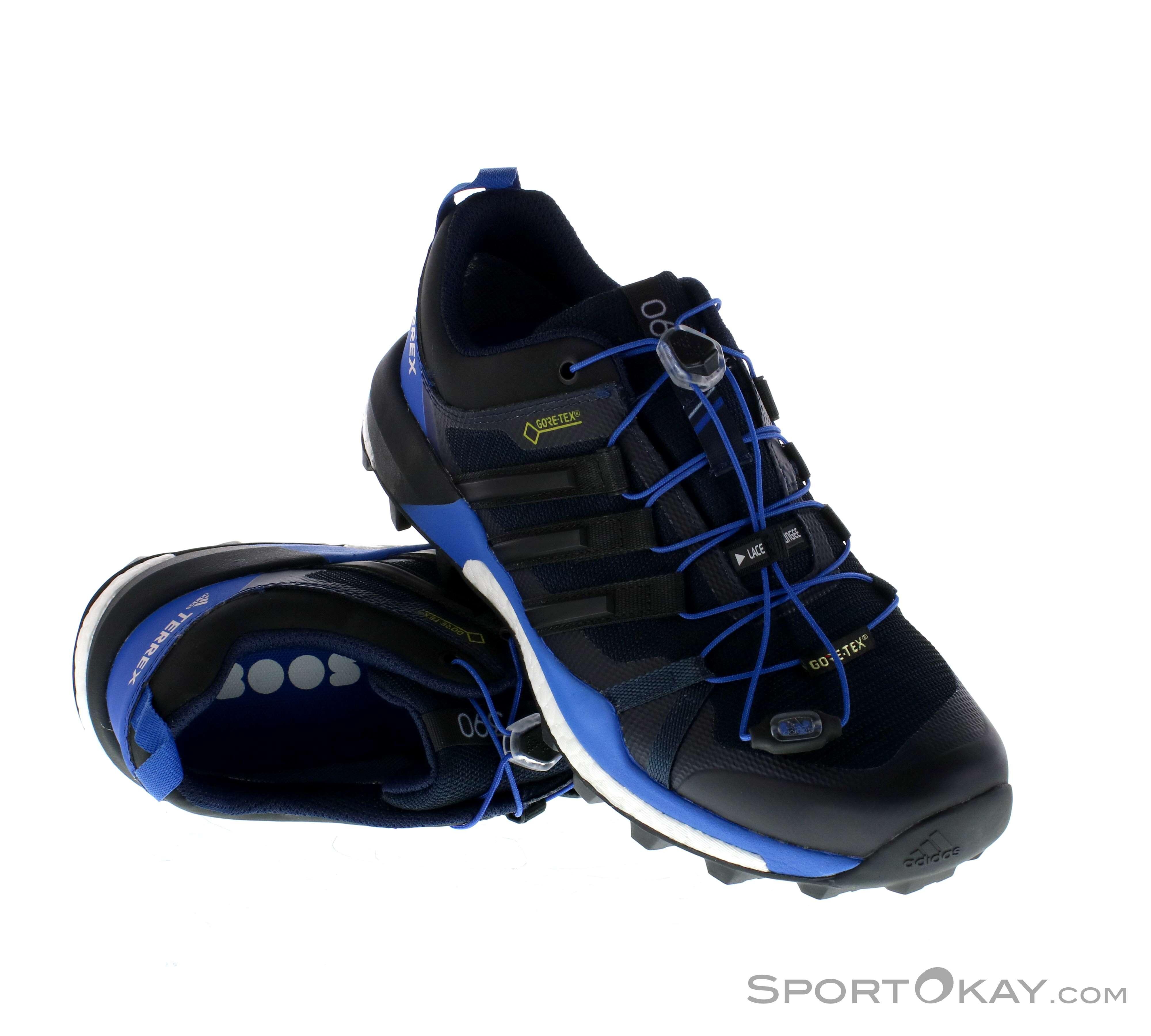 adidas adidas Terrex Skychaser GTX Mens Trekking Shoes Gore Tex
